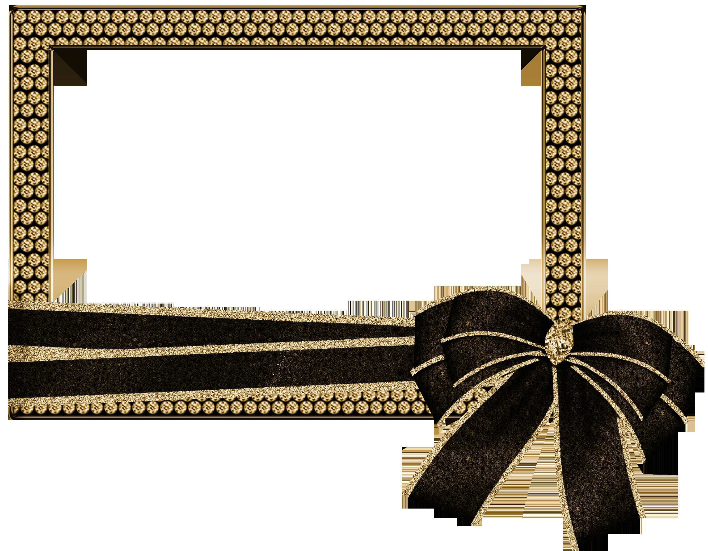 High Quality Picture Frames Best Gold Transparent Frame with