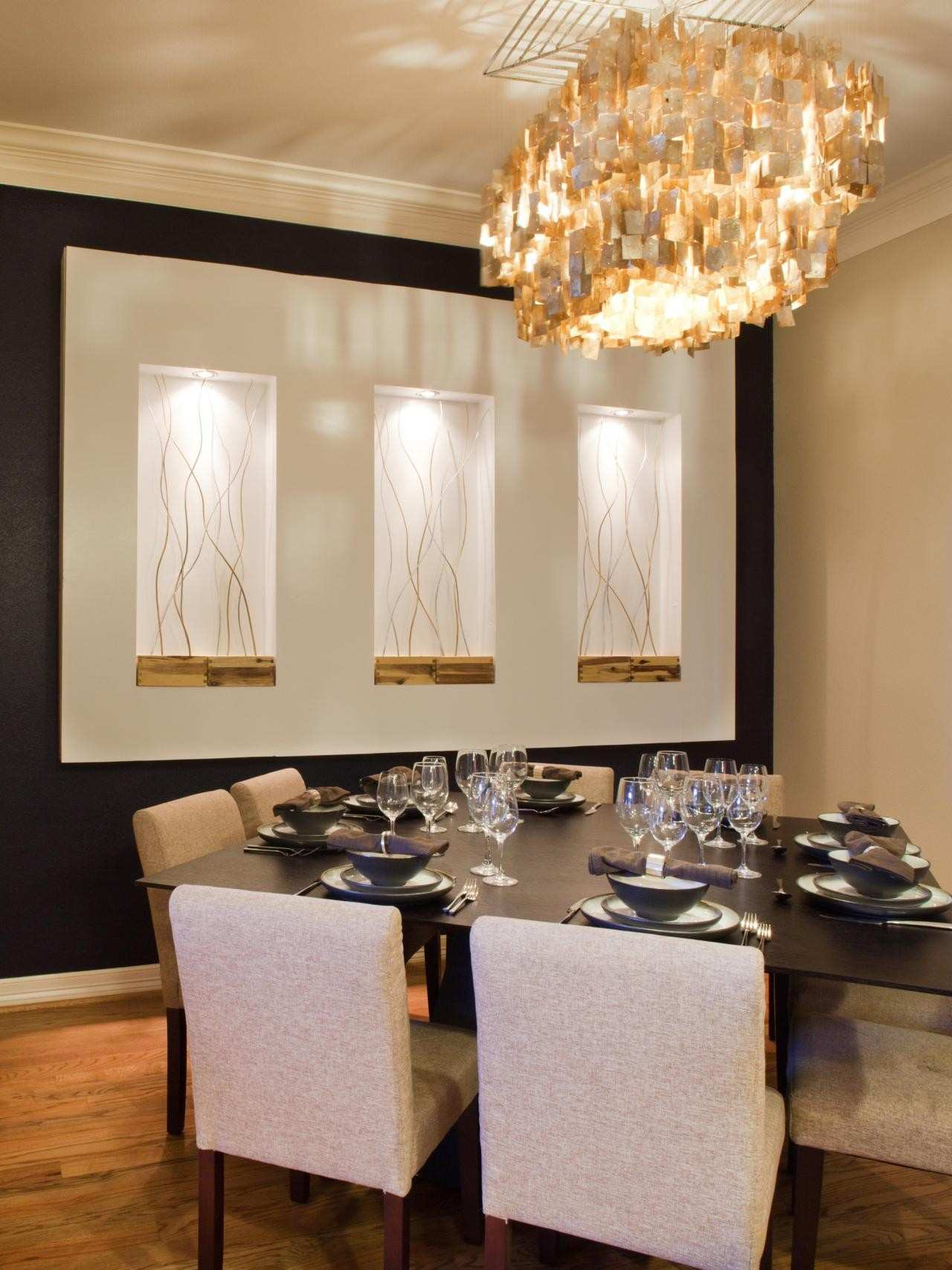 Diy Dining Room Dining Wall Decor Outstanding Decorative Wall Panels