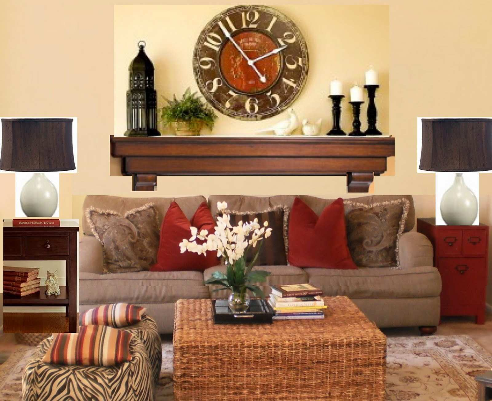 Pictures for Living Room Wall Best Of Stylish Living Room Wall Decor