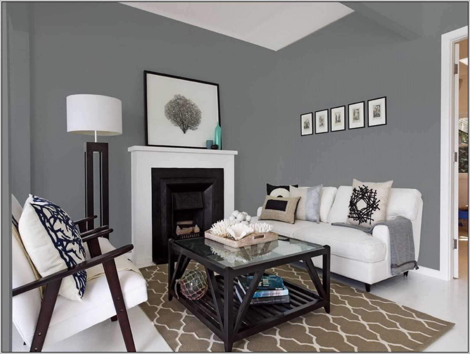 Pictures for Living Room Wall Fresh Decorating with Gray and Brown Bination Walls Furniture 2018