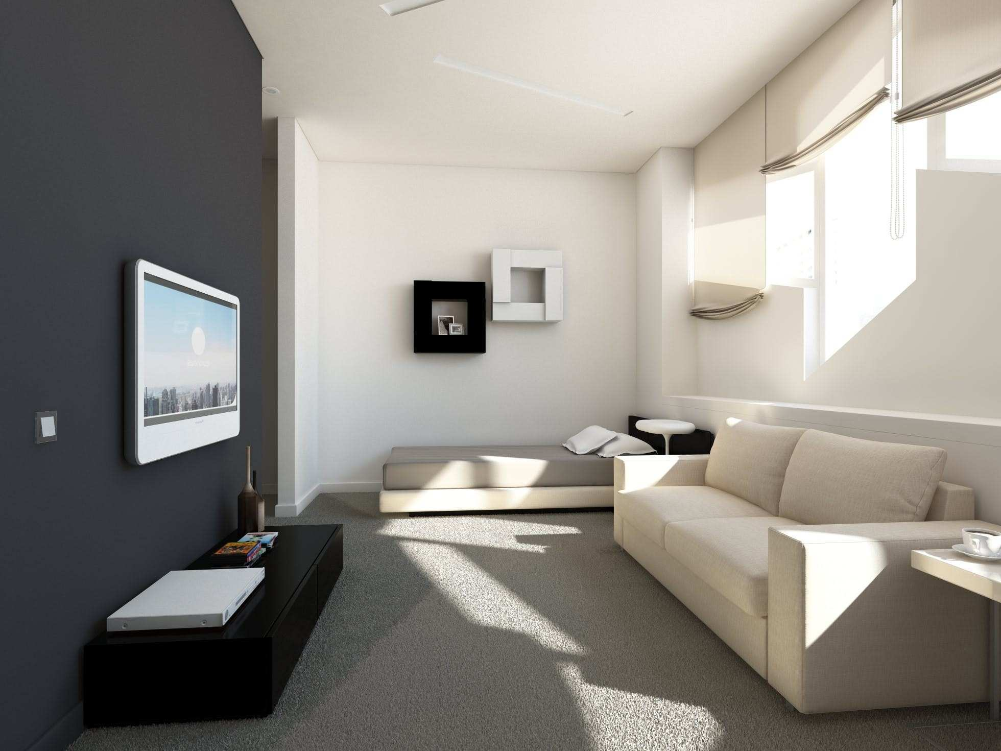 Walls Work Elegant How to Design A Living Room 11 Steps with Wikihow