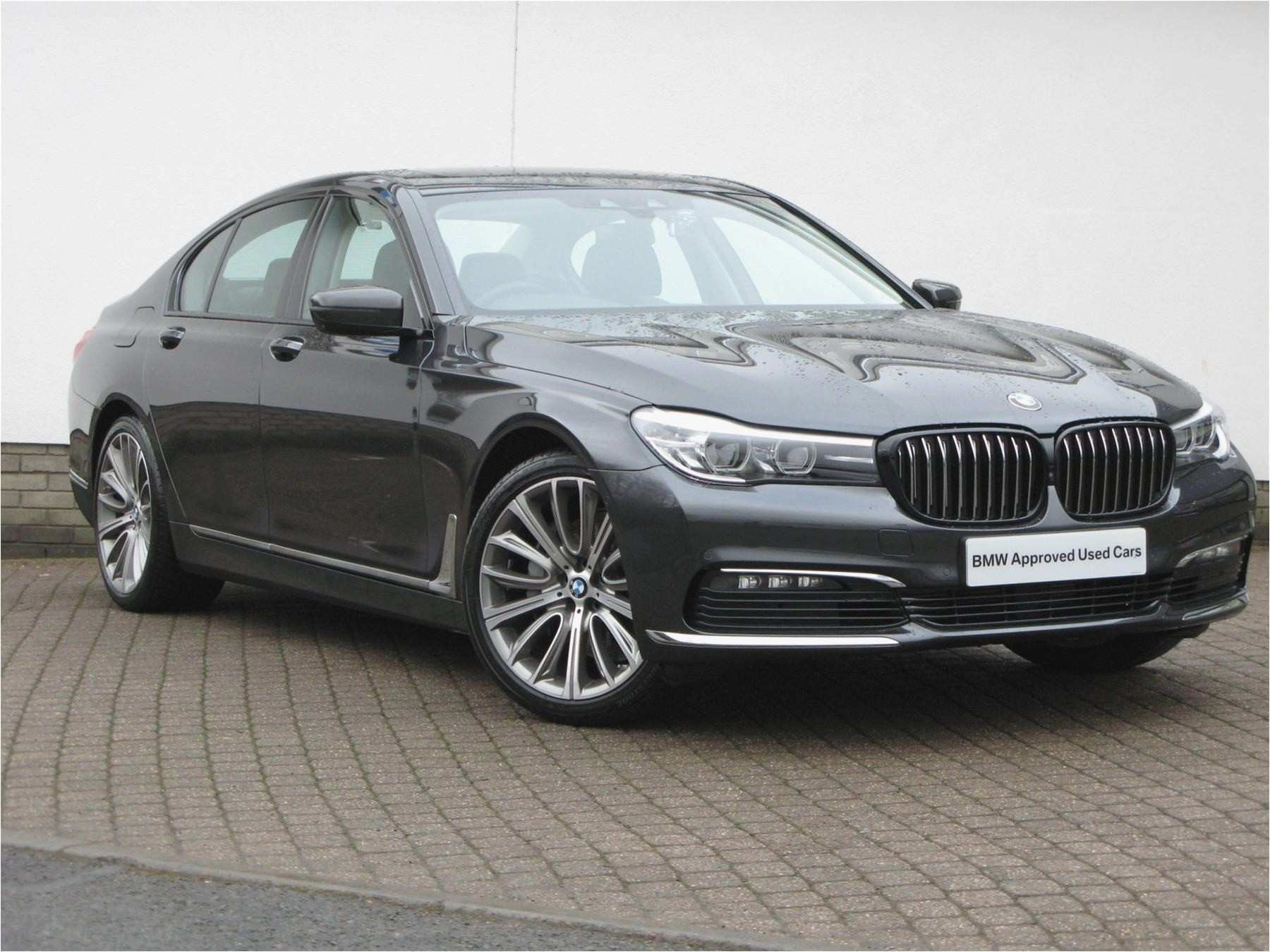 Pictures for Sale Inspirational Bmw M7 for Sale Latest Used 2017 Bmw 7 Series G11 740d Xdrive Saloon