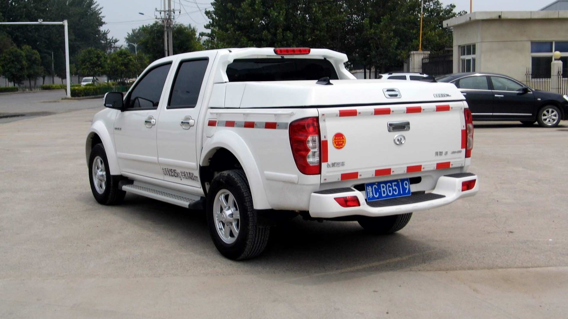 Truck box lid for Great Wall Wingle 5 for sale – Hardtops