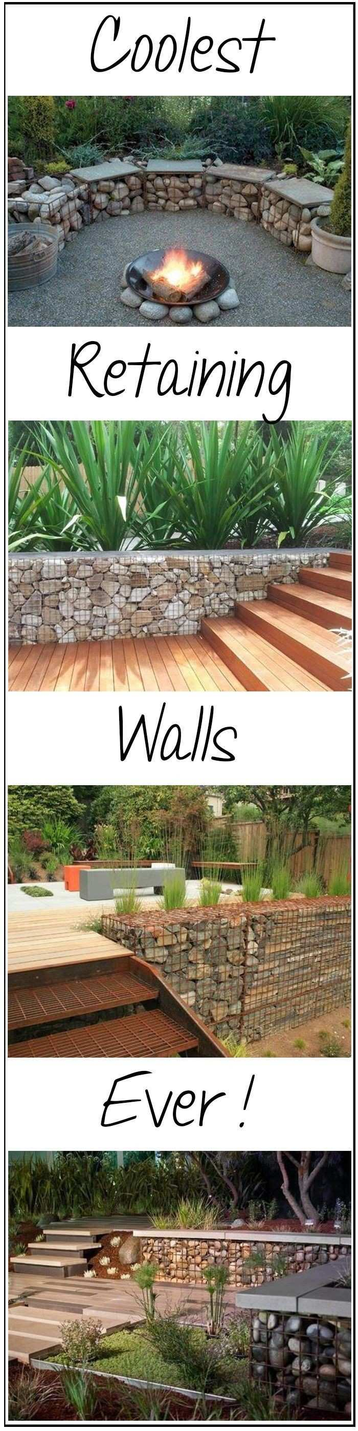 The Coolest Retention or not Walls Ever Pinterest