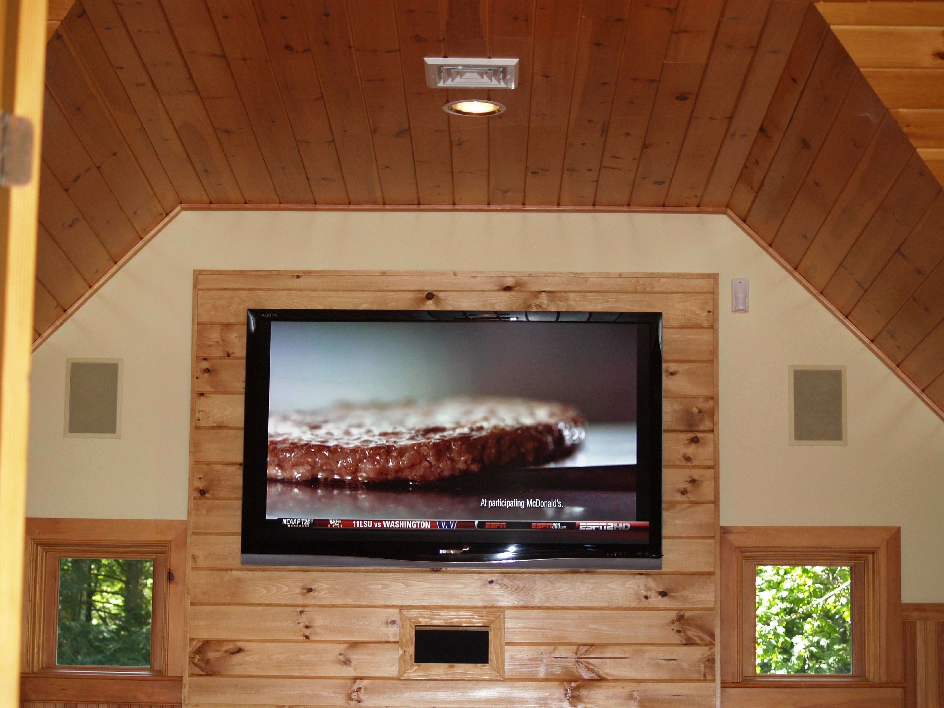 Flat Screen Mounting Ideas thegreenstation