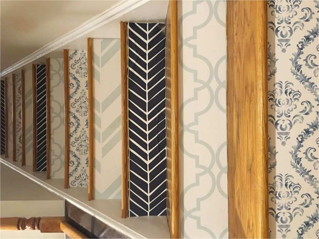 Pictures On Staircase Wall New Peel N Stick Stair Treads New Interior  Beadboard Wallpaper Stairway | Wall Art Ideas