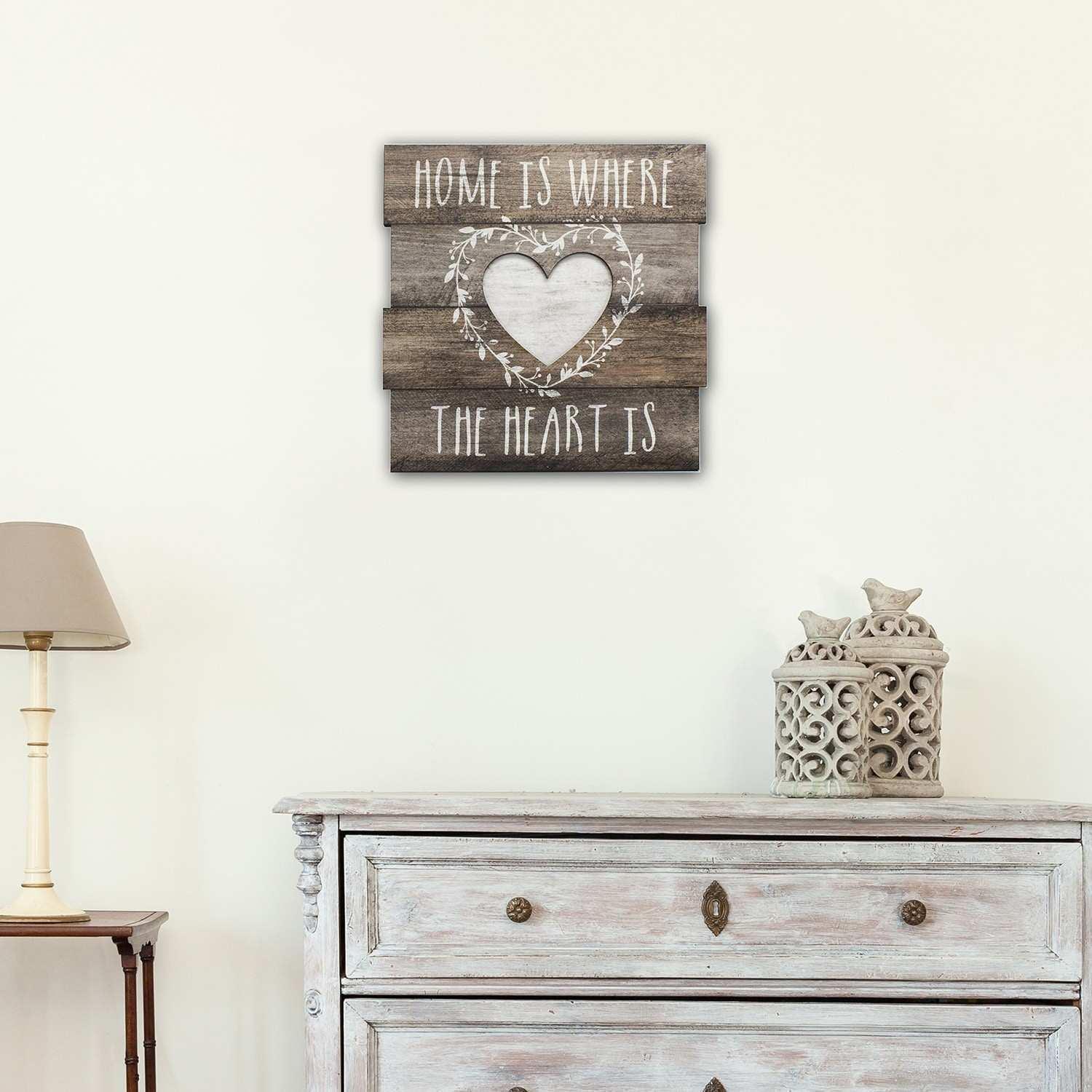 Wood Art Home Decor