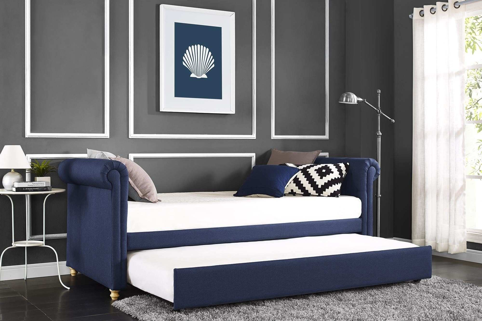 Diy Playroom Elegant Amazon Dhp sophia Upholstered Daybed and