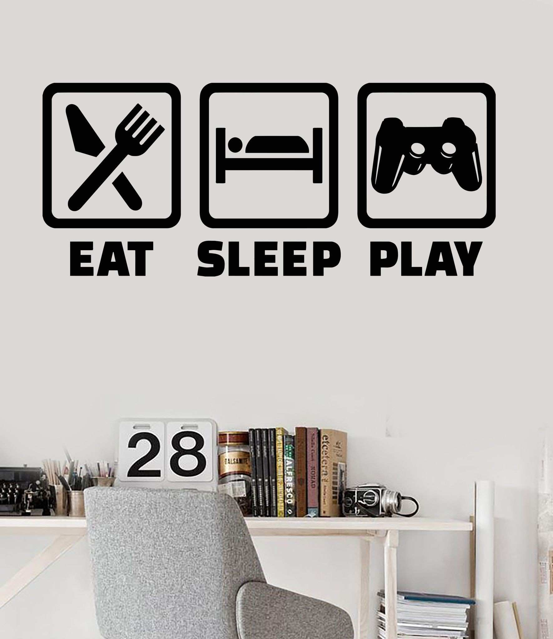 Best Playroom Rules Wall Decals