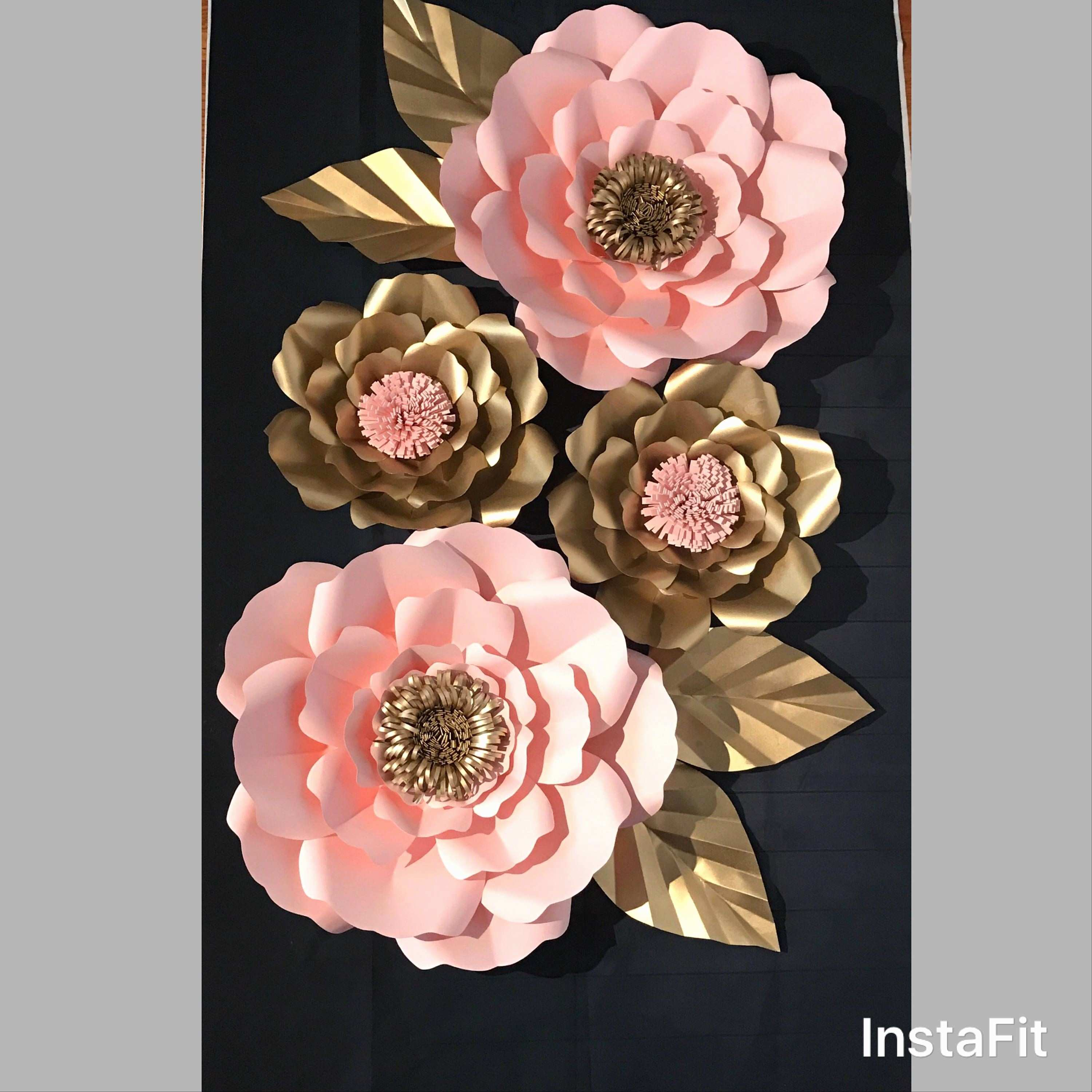 Colorful Metal Flowers Wall Decor Wall Art Decoration