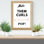 Poster Picture Frames Luxury 3 Hair Quote Frames Of Poster Picture Frames