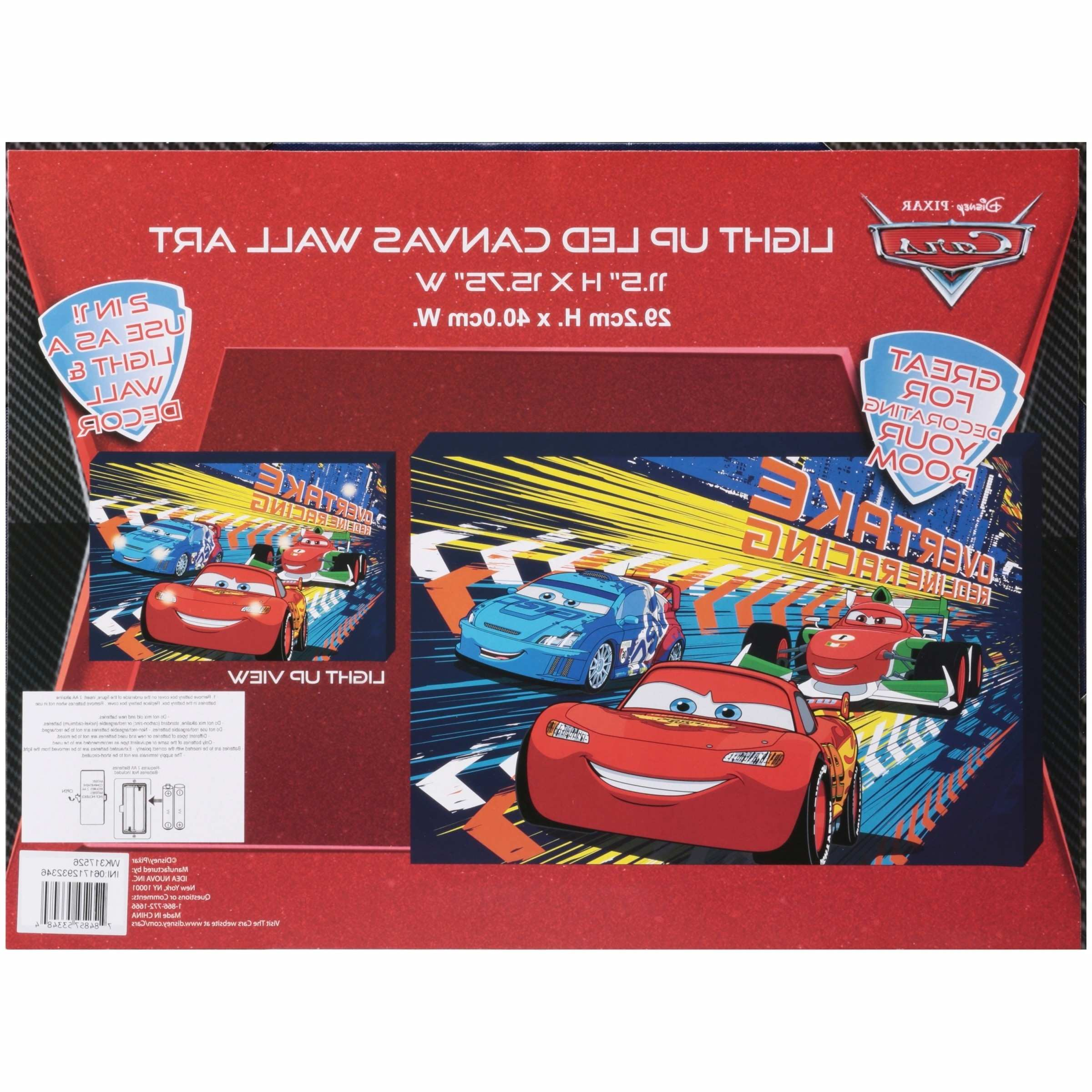 15 The Best Cars Theme Canvas Wall Art