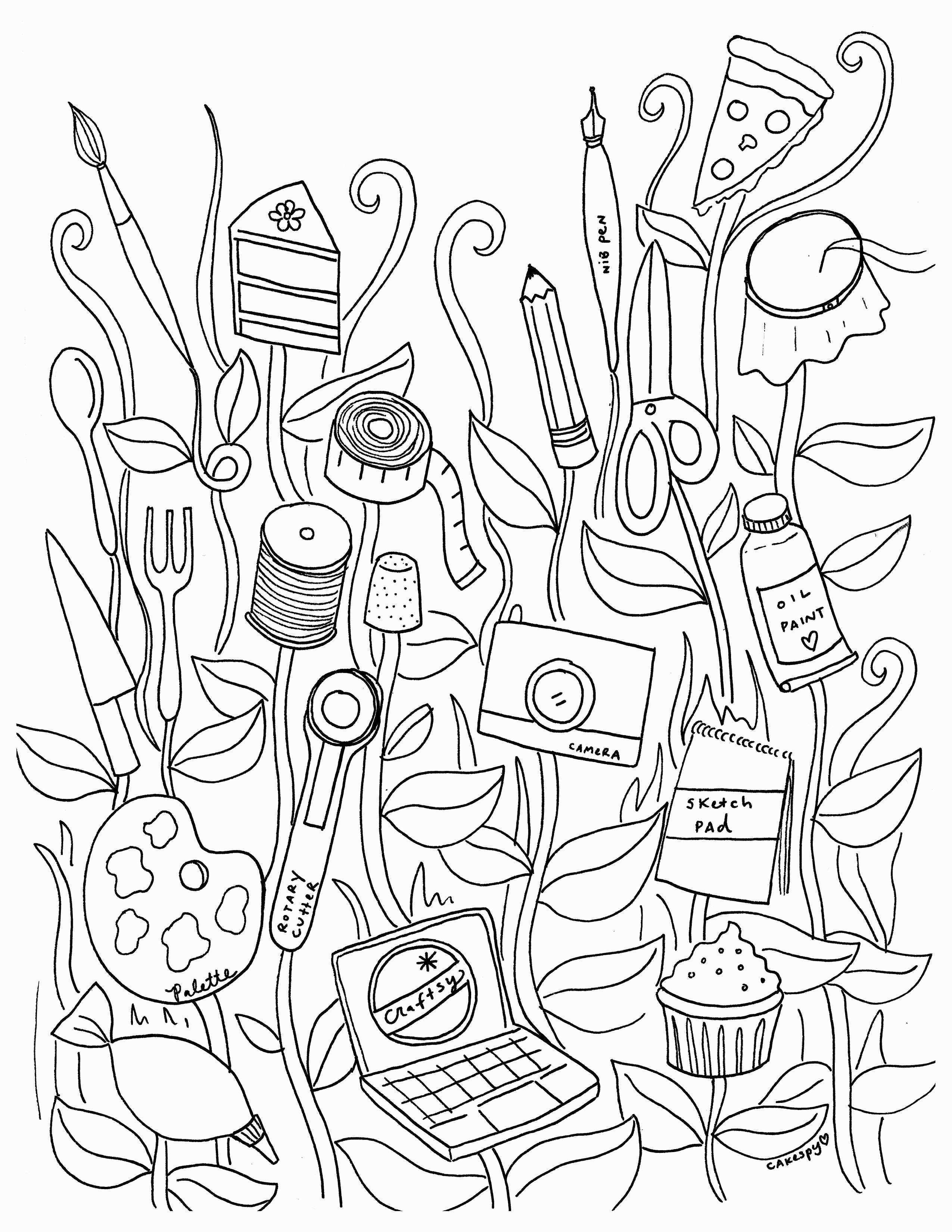 Best 44 Luxury Gallery Coloring Book Pages to Print – Coloring