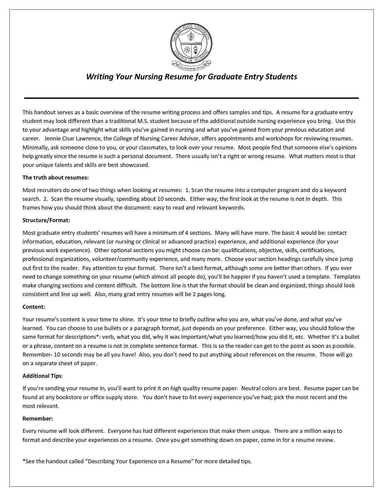 What Type Paper to Print Resume Unique How to Make A Standard
