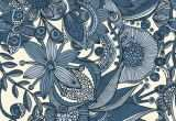 Print Your Own Wall Mural Luxury Flowers and Doodles Wall Mural & Flowers and Doodles Wallpaper