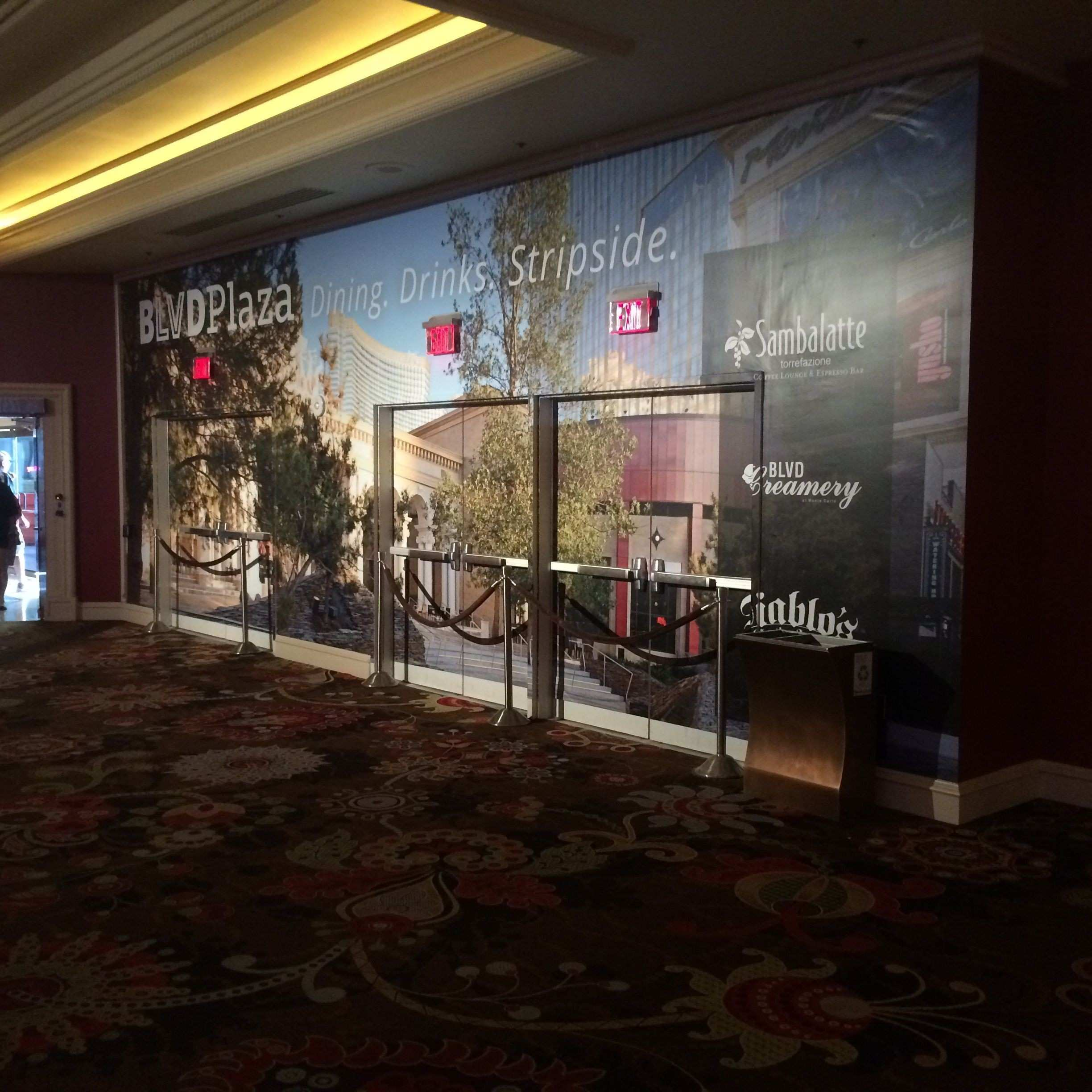 Wall Graphics – Big Printing Las Vegas – Format & Trade Show