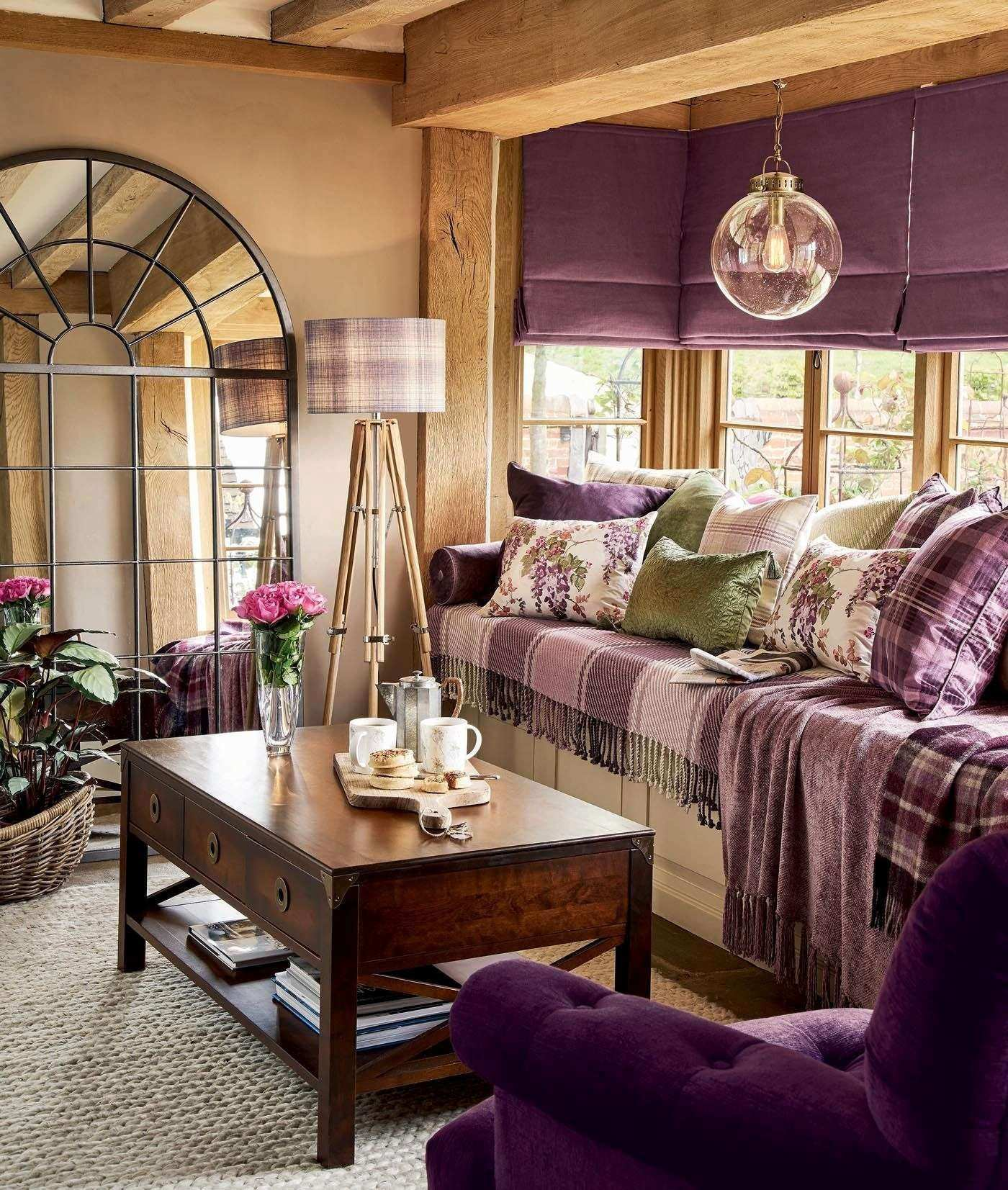 Purple and Teal Room Decor Awesome 30 Inspirational Interior Design