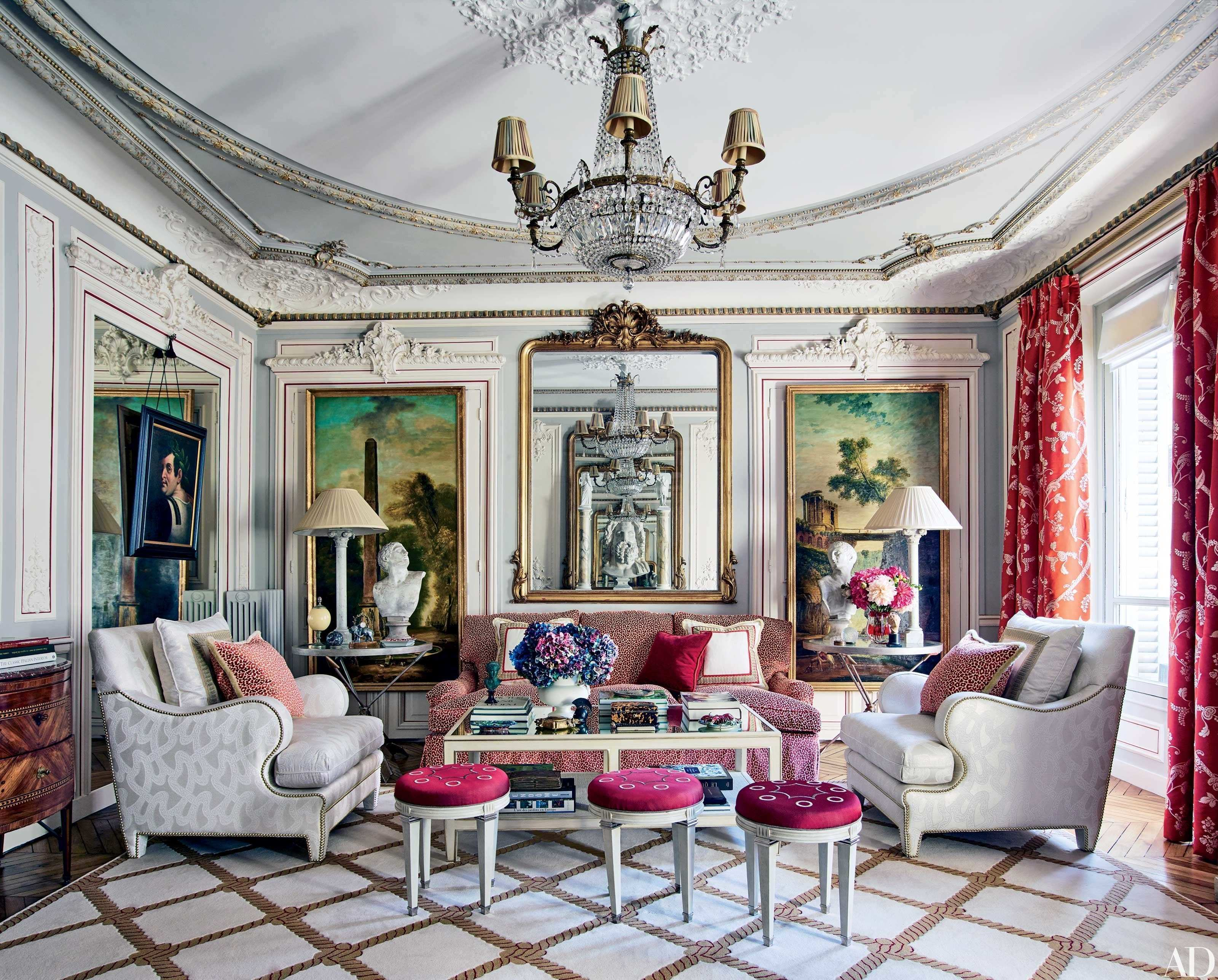 31 Living Room Ideas from the Homes of Top Designers s
