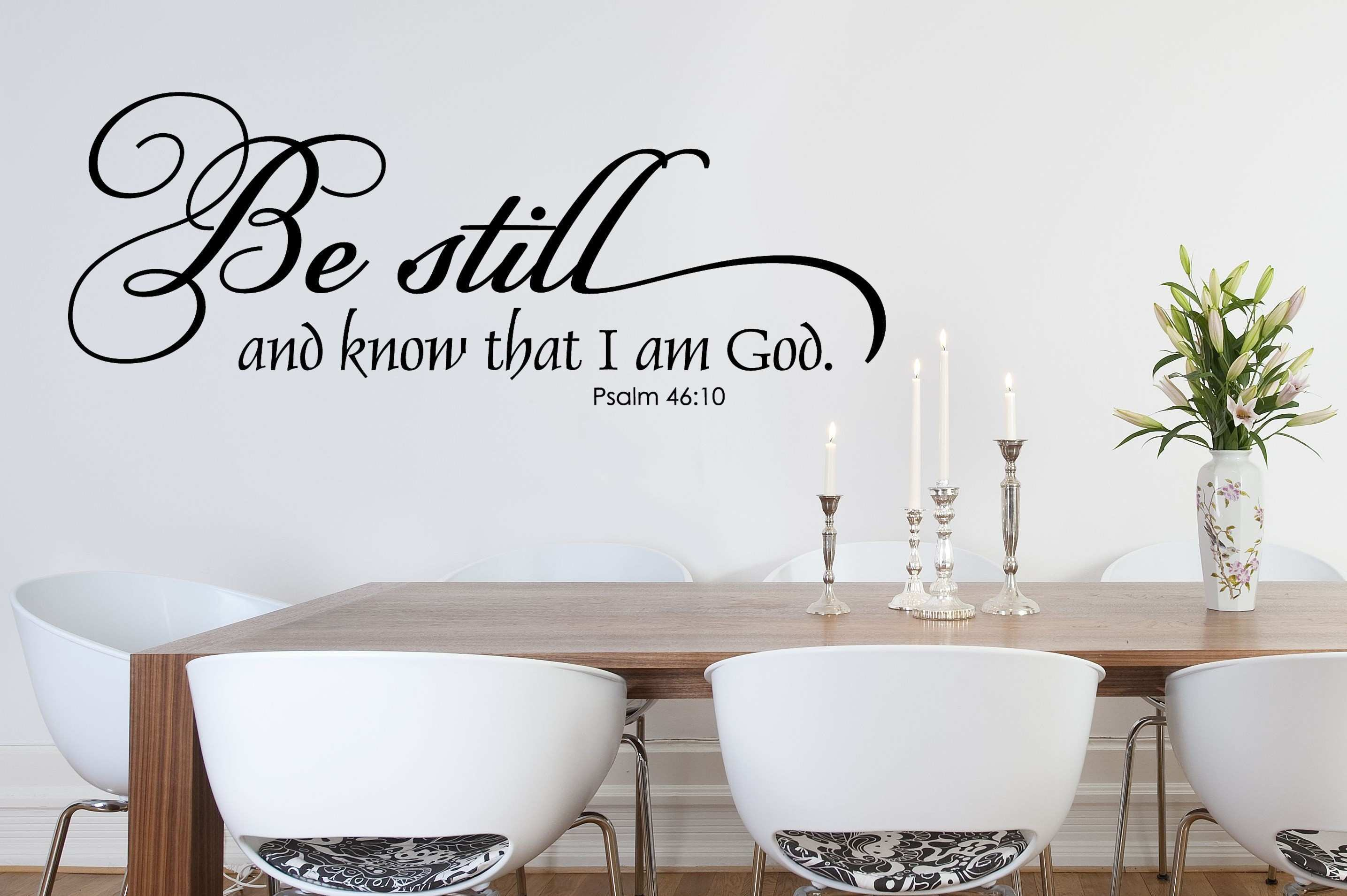 New Wall Decals Words Removable