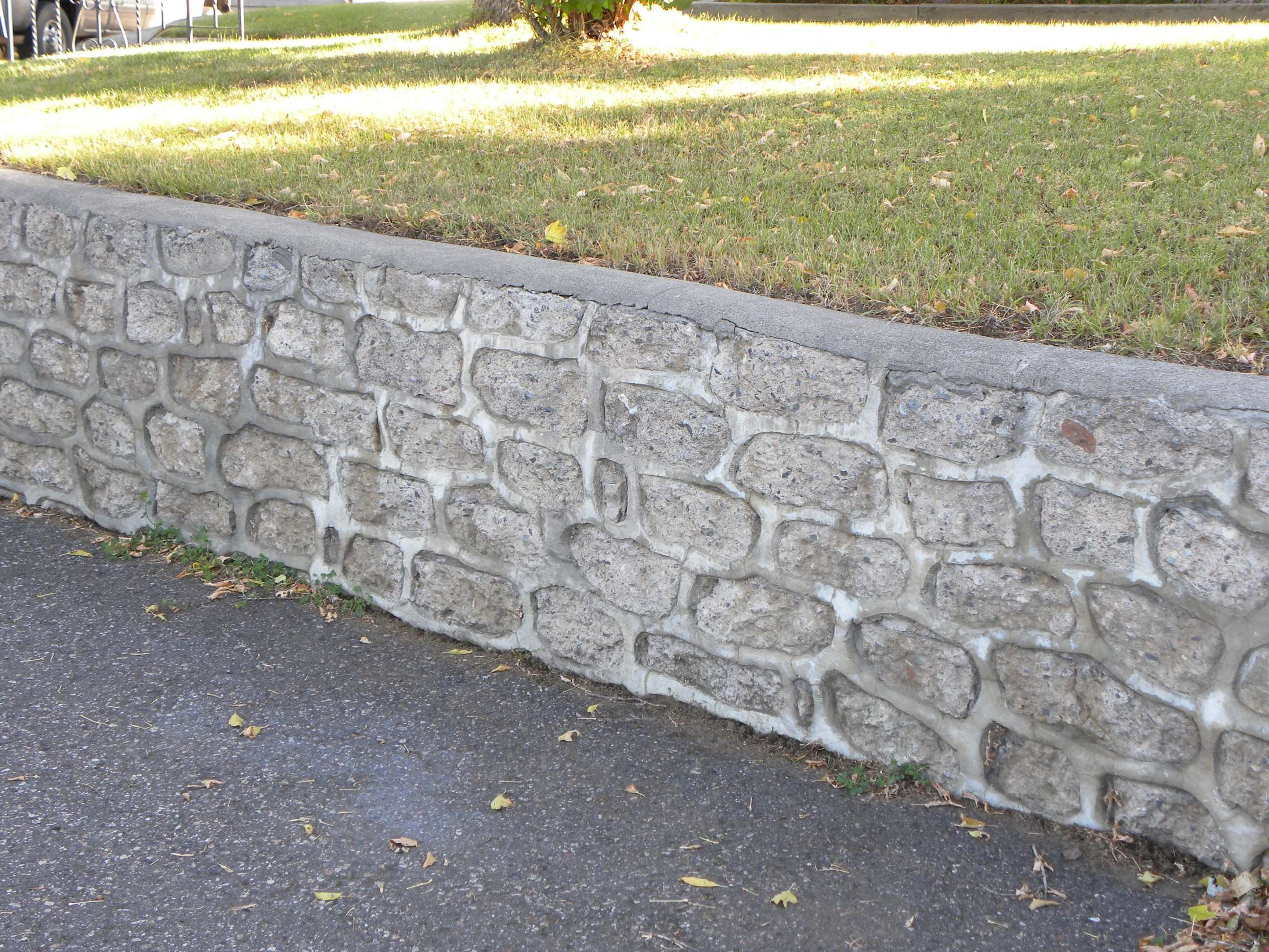 Fresh Design How to Build A Retaining Wall A Steep Hill Best