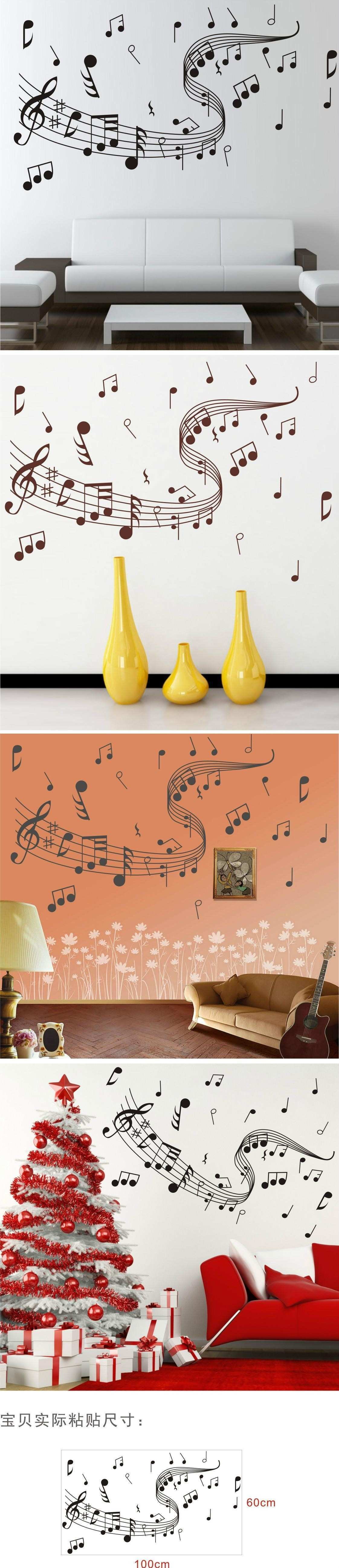 Awesome Cheap Wall Stickers for Living Room