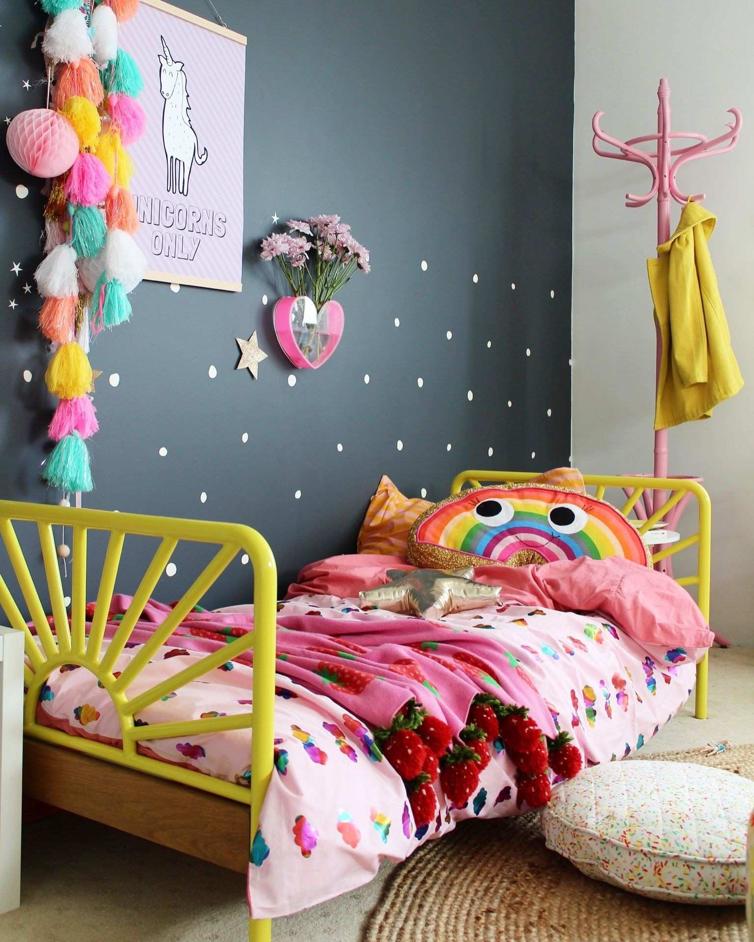 √ 25 Amazing Girls Room Decor Ideas for Teenagers