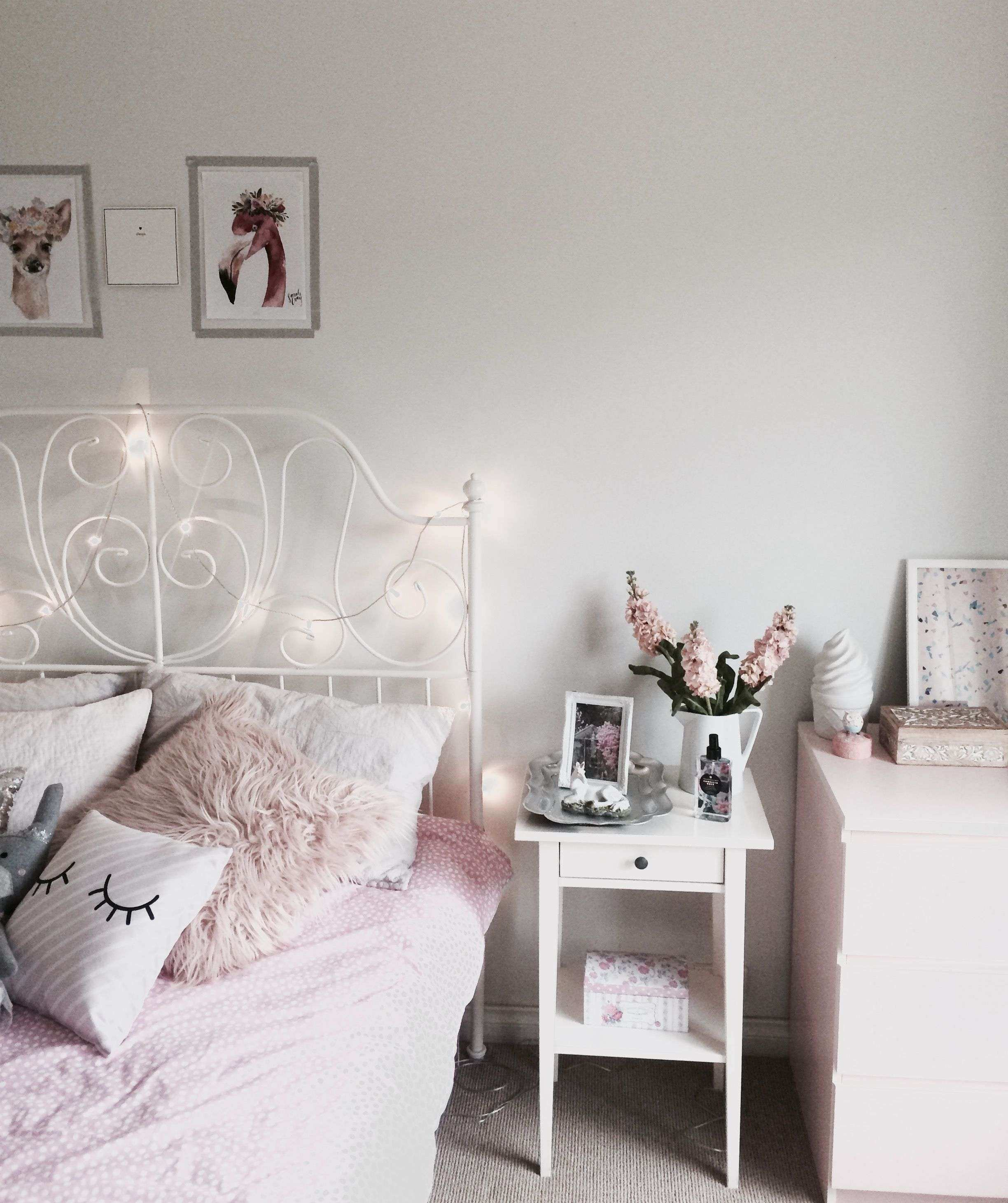 46 Awesome Girls Bedroom Decor Ideas