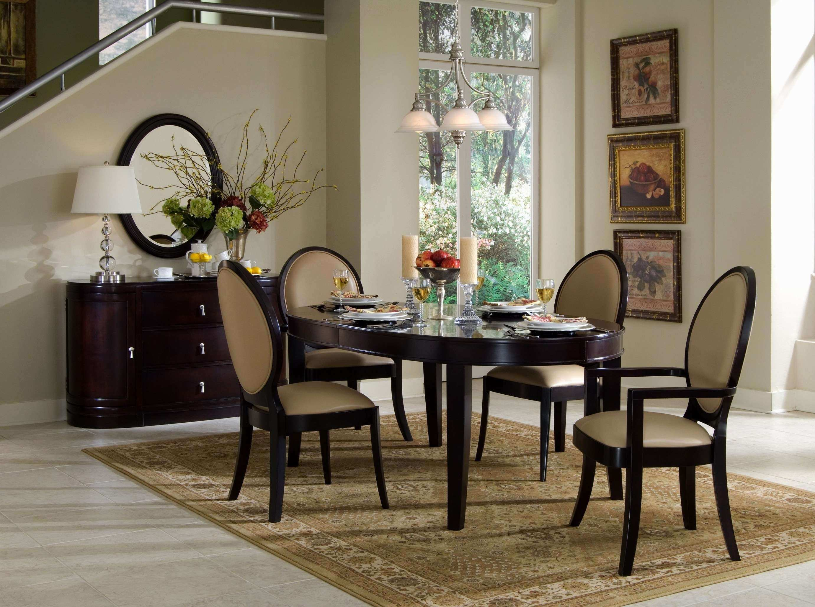 Dining Room Table Decor Ideas Best Chair Extraordinary Chairs