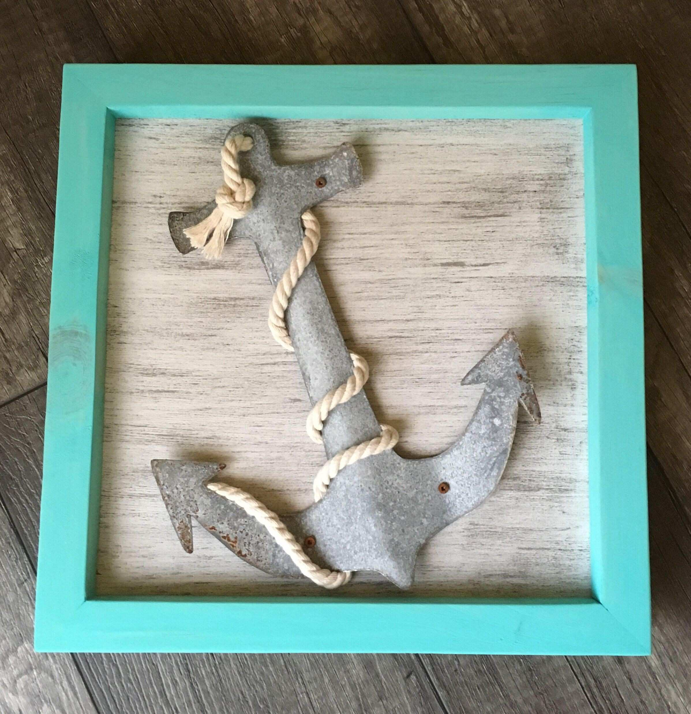 Rustic Teal Wall Decor Lovely Rustic Wall Accents You Ll Love