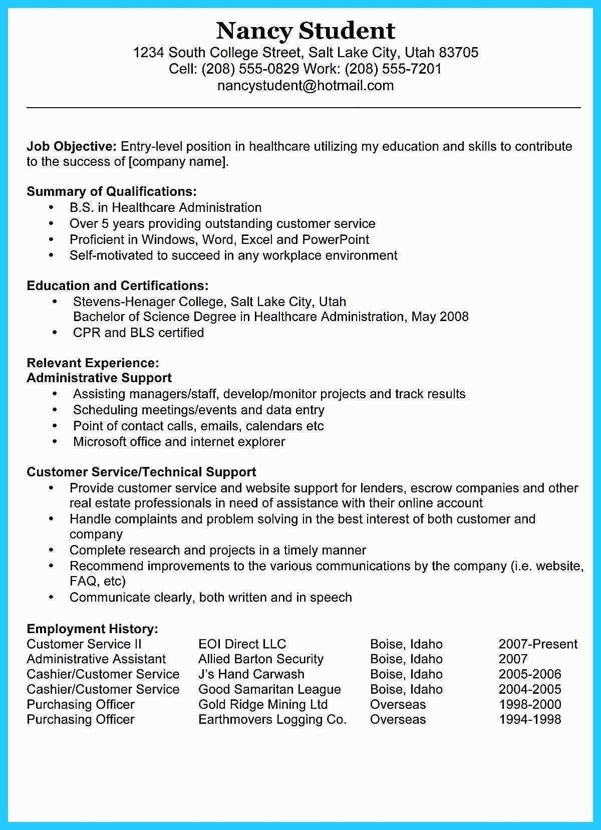Sales Job Resume Luxury Resumes for Jobs Awesome Luxury Examples