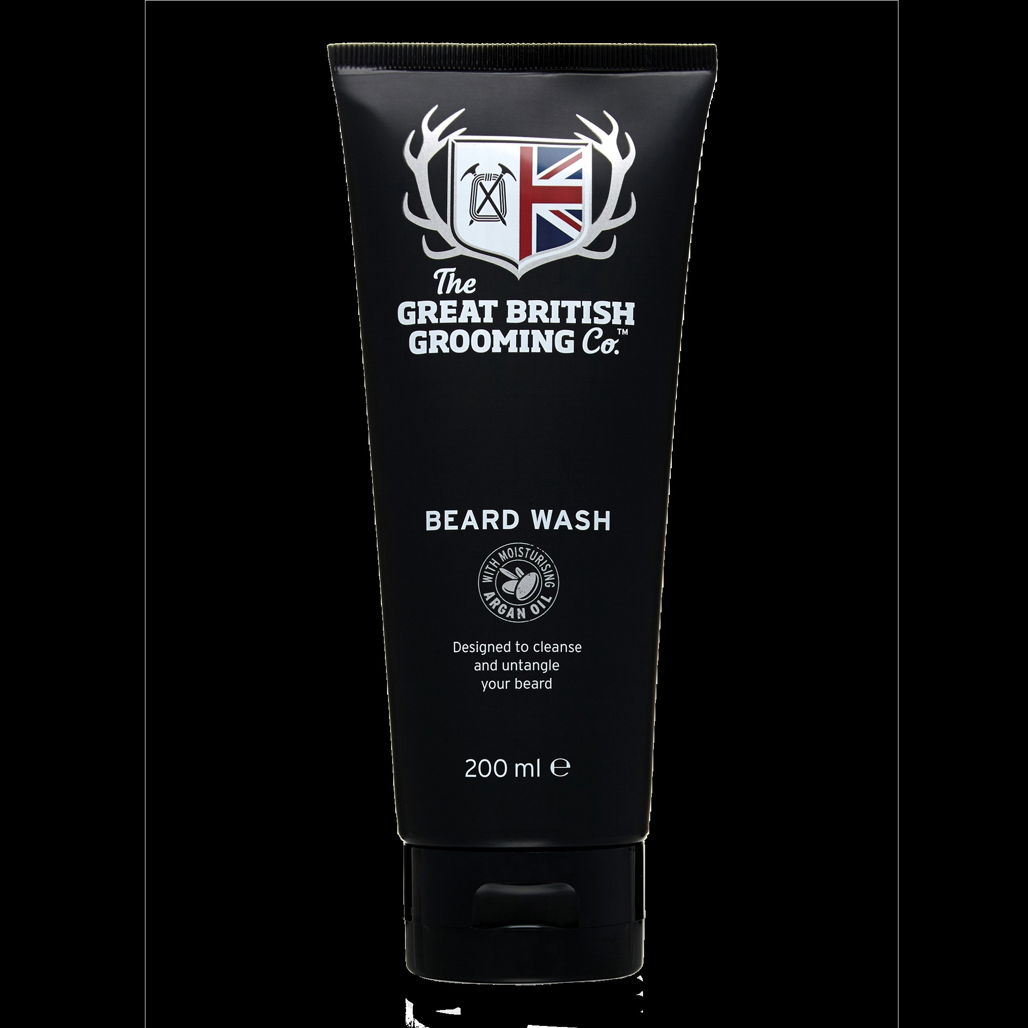 The Great British Grooming Co Beard Wash Bartshampoo Bart