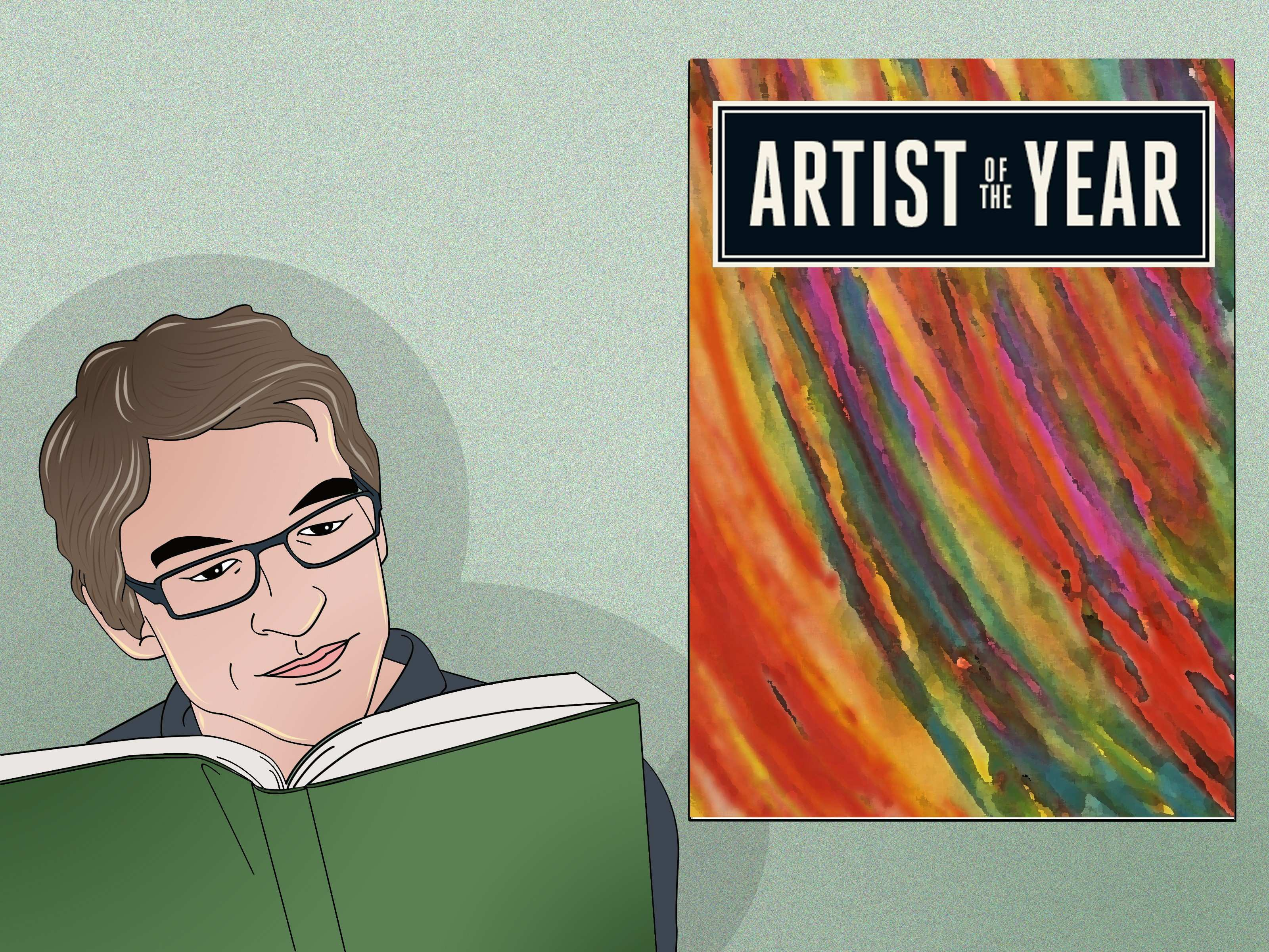 How to Be e a Famous Artist 13 Steps with wikiHow