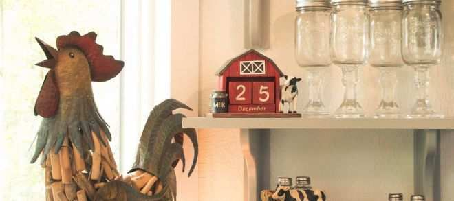 Shabby Chic Wall Decor Ideas Fresh Farmhouse Shabby Chic and Poultry Decor by Red Shed Design