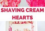 Simple Art Projects for Kids Fresh Valentine Shaving Cream Heart Art with Kids Pinterest