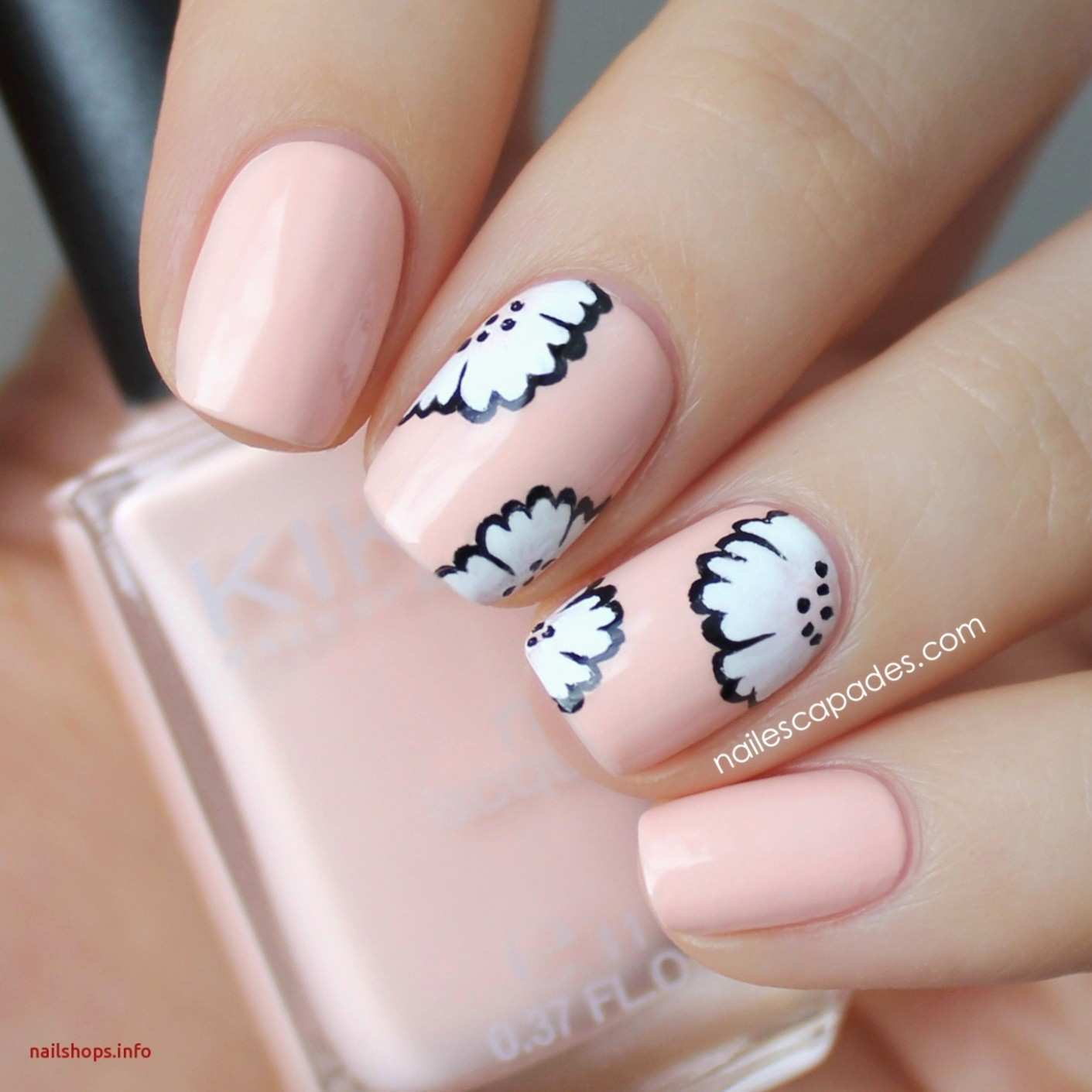 Inspirational Cute and Easy Nail Designs for Kids Nail Art Studio