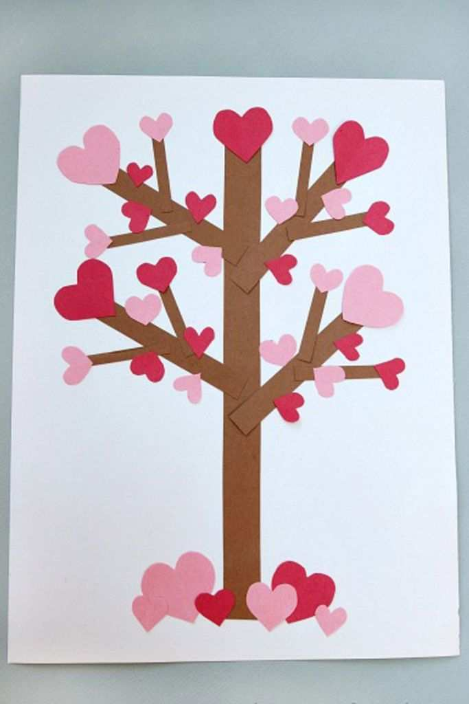 Simple Art Projects For Kids Luxury 22 Valentine S Day Crafts For