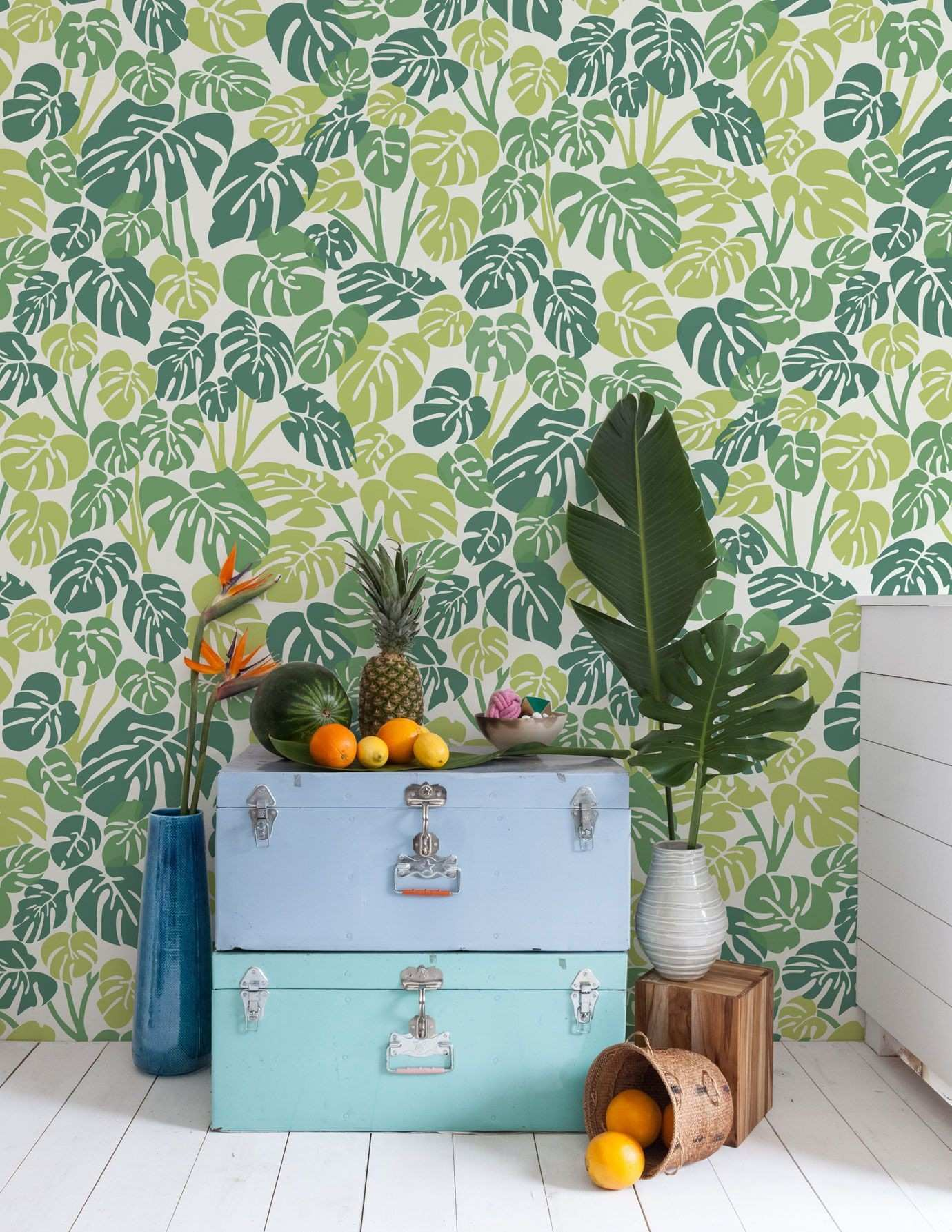Our Favorite New Wallpaper Collection