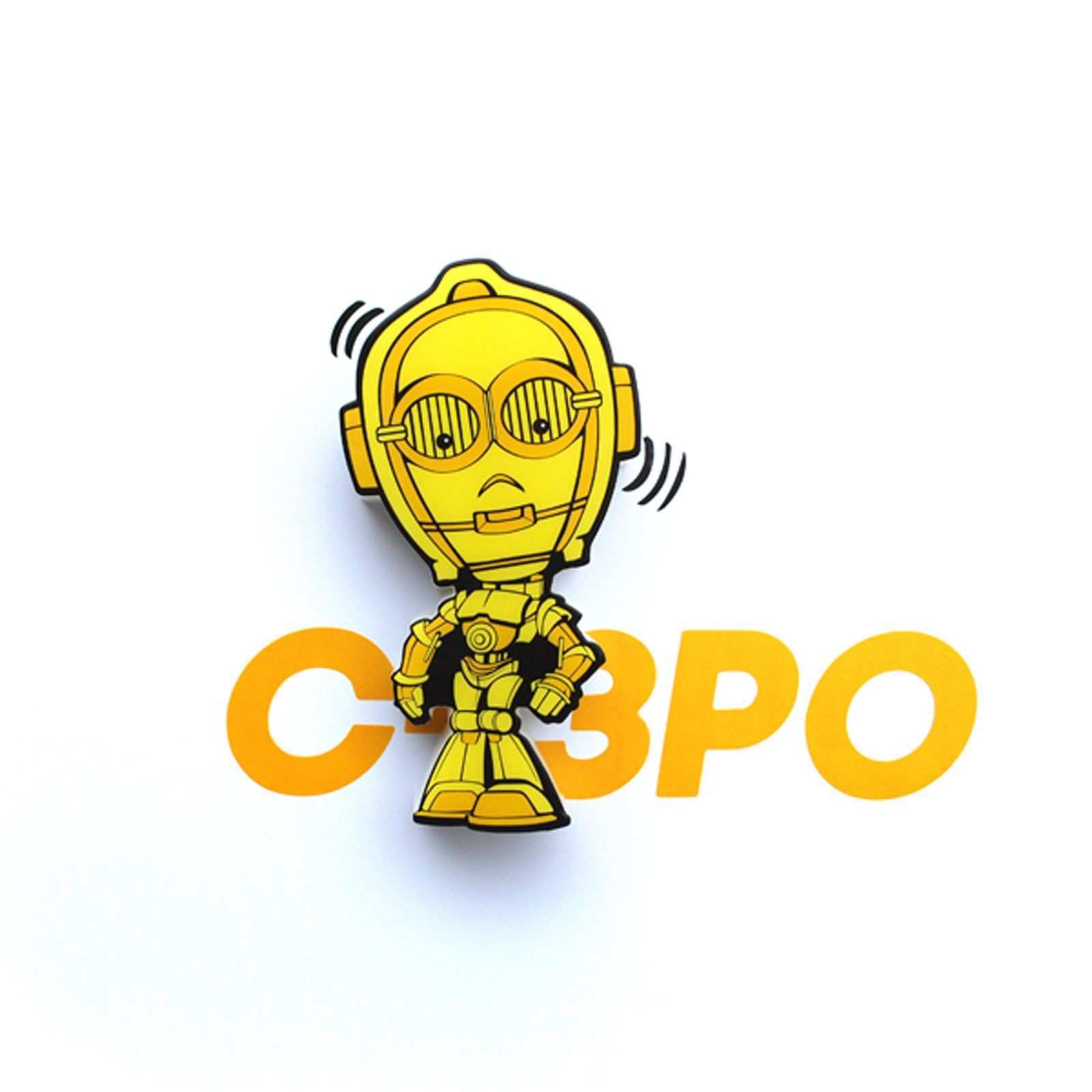 Star Wars Wall Decor Luxury Star Wars C 3po 3d Led Decor Wall Light