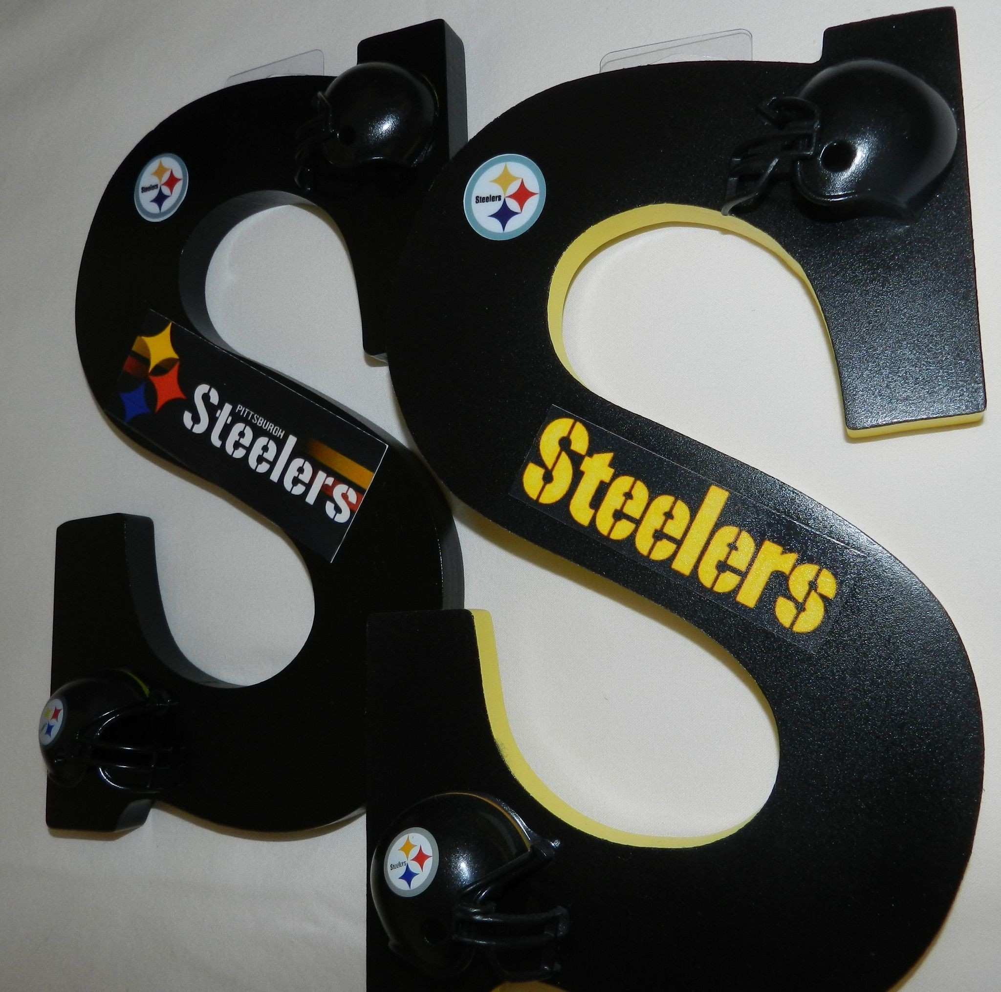 "NFL 9"" Letters are a great way to decorate a man cave kids room or"
