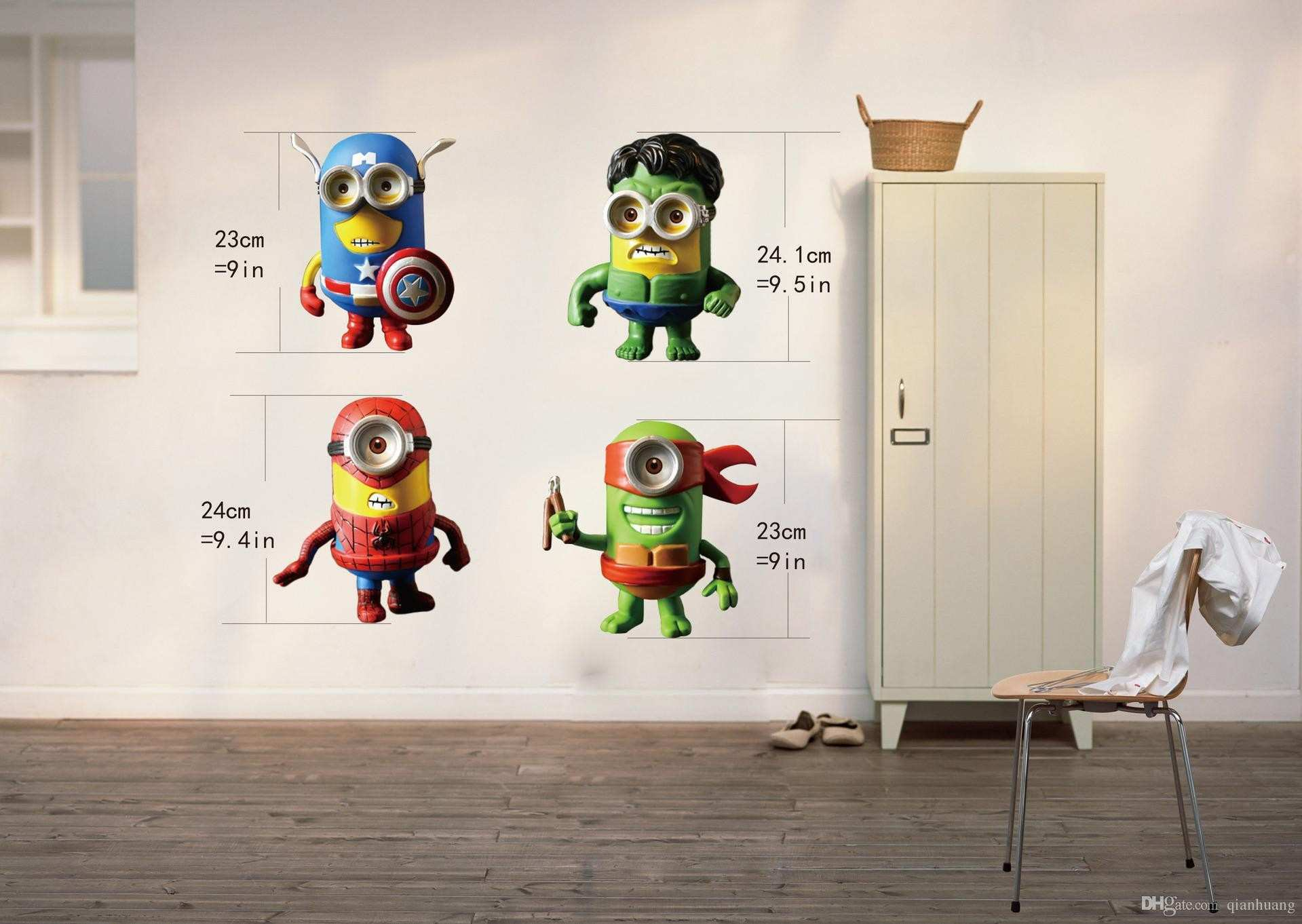 39 Fresh Super Hero Wall Decals Design Superhero Wall Decals