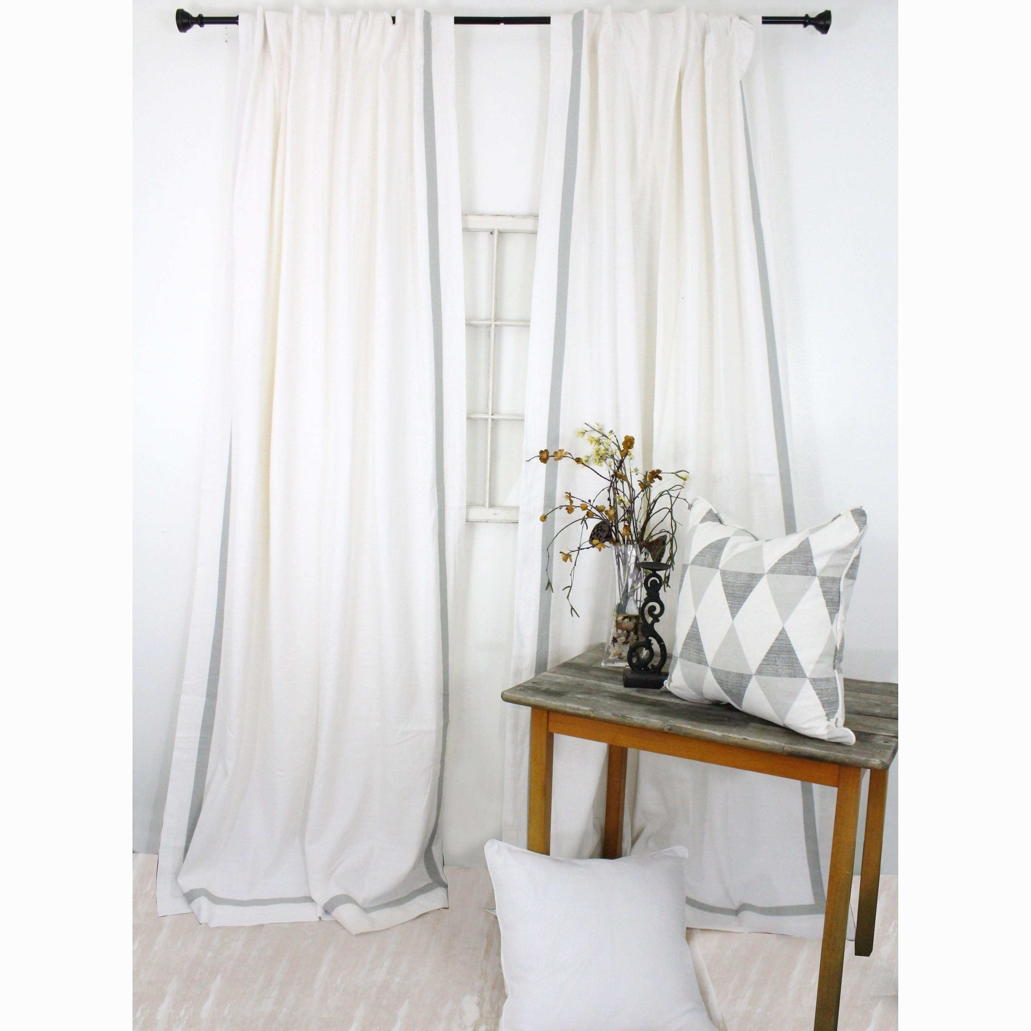 25 New Extra Tall Shower Curtain