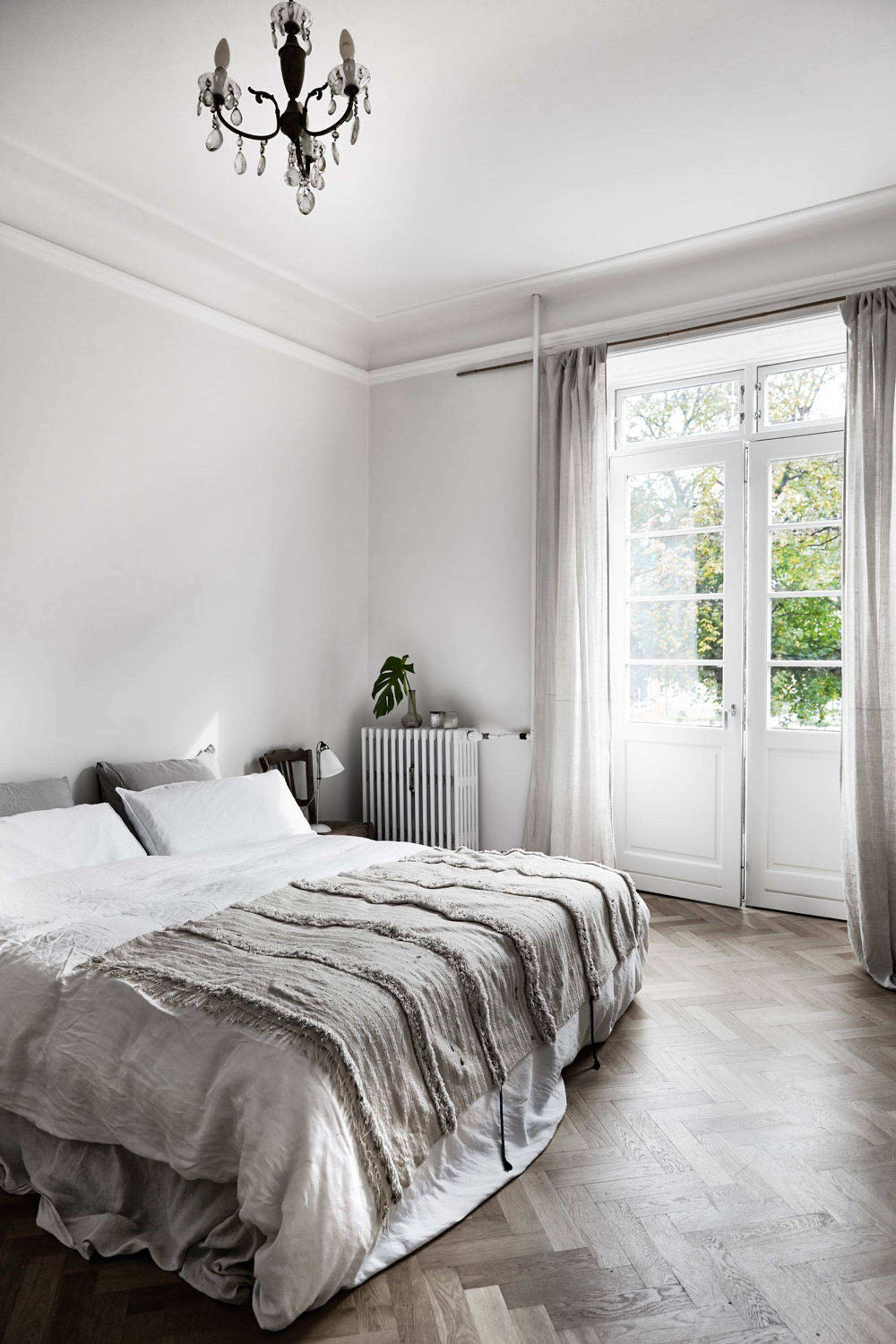 Grey Bedroom Walls Best A Beautiful and Simple Grey Bedroom with
