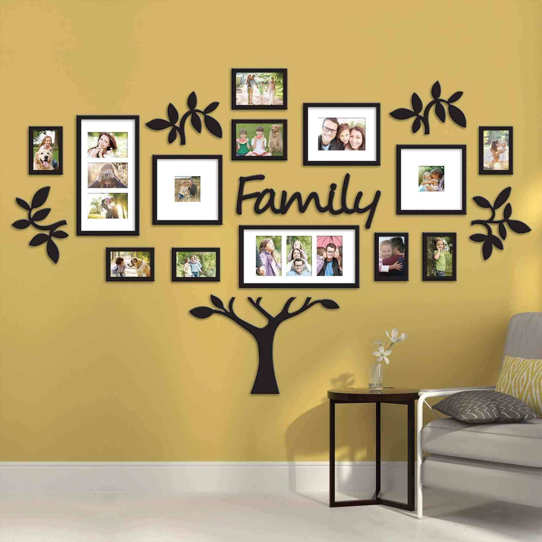 Unique Picture Frames Wall Decor Adornment Wall Art Collections