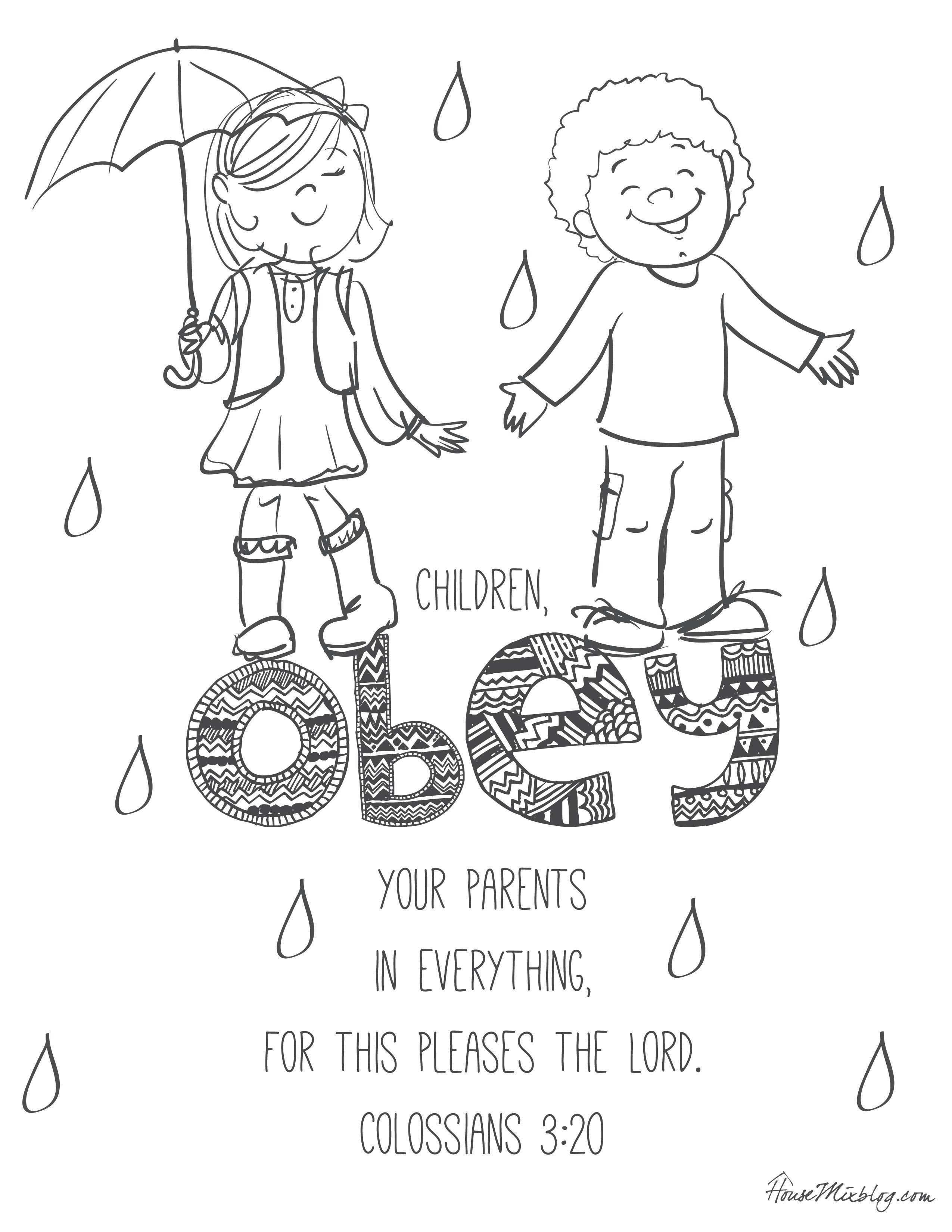 Children Christian Coloring Pages Best 11 Bible Verses to Teach
