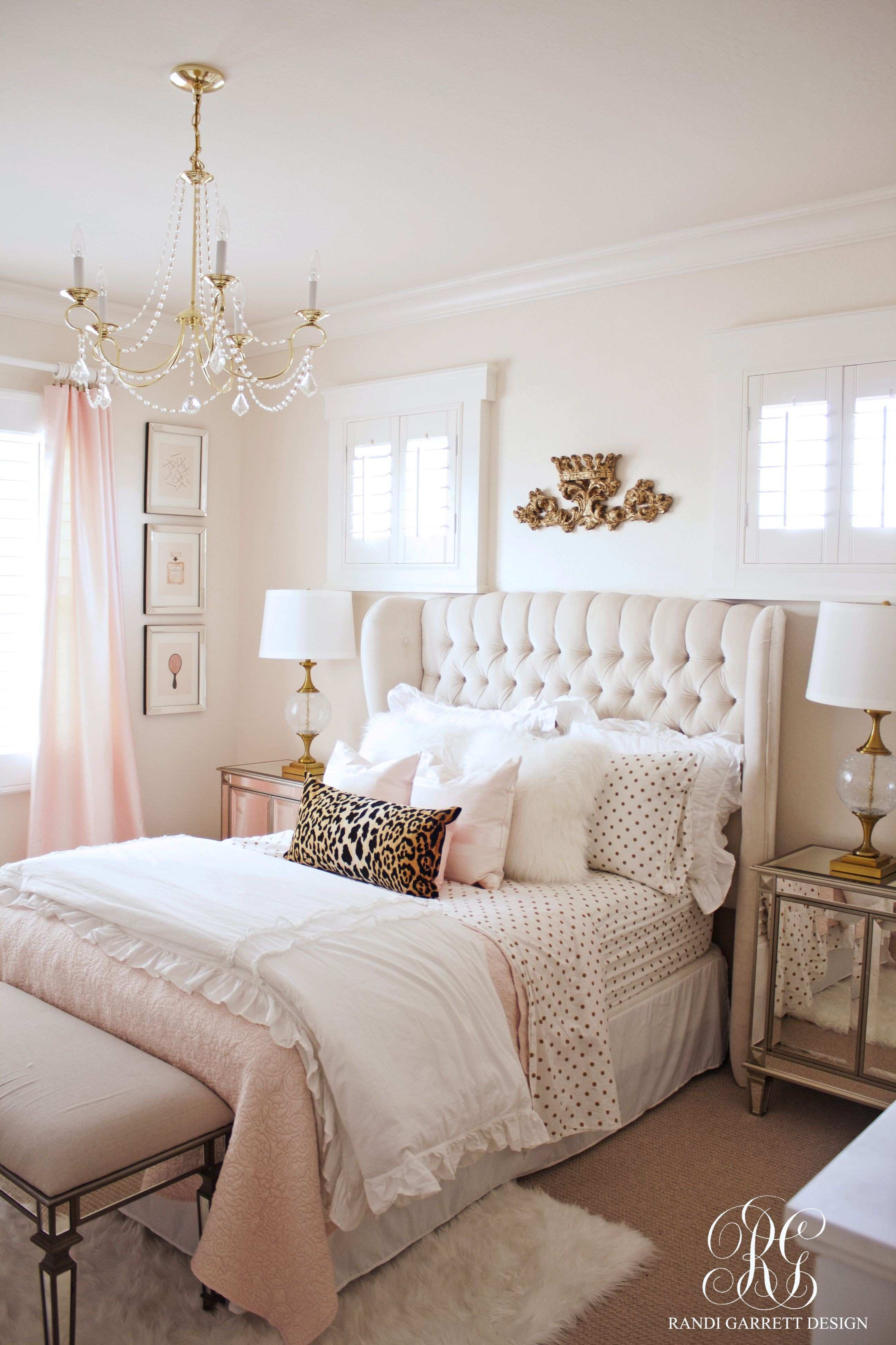 Light Pink and Gold Bedroom Lovely Pink and Gold Valentine S Day