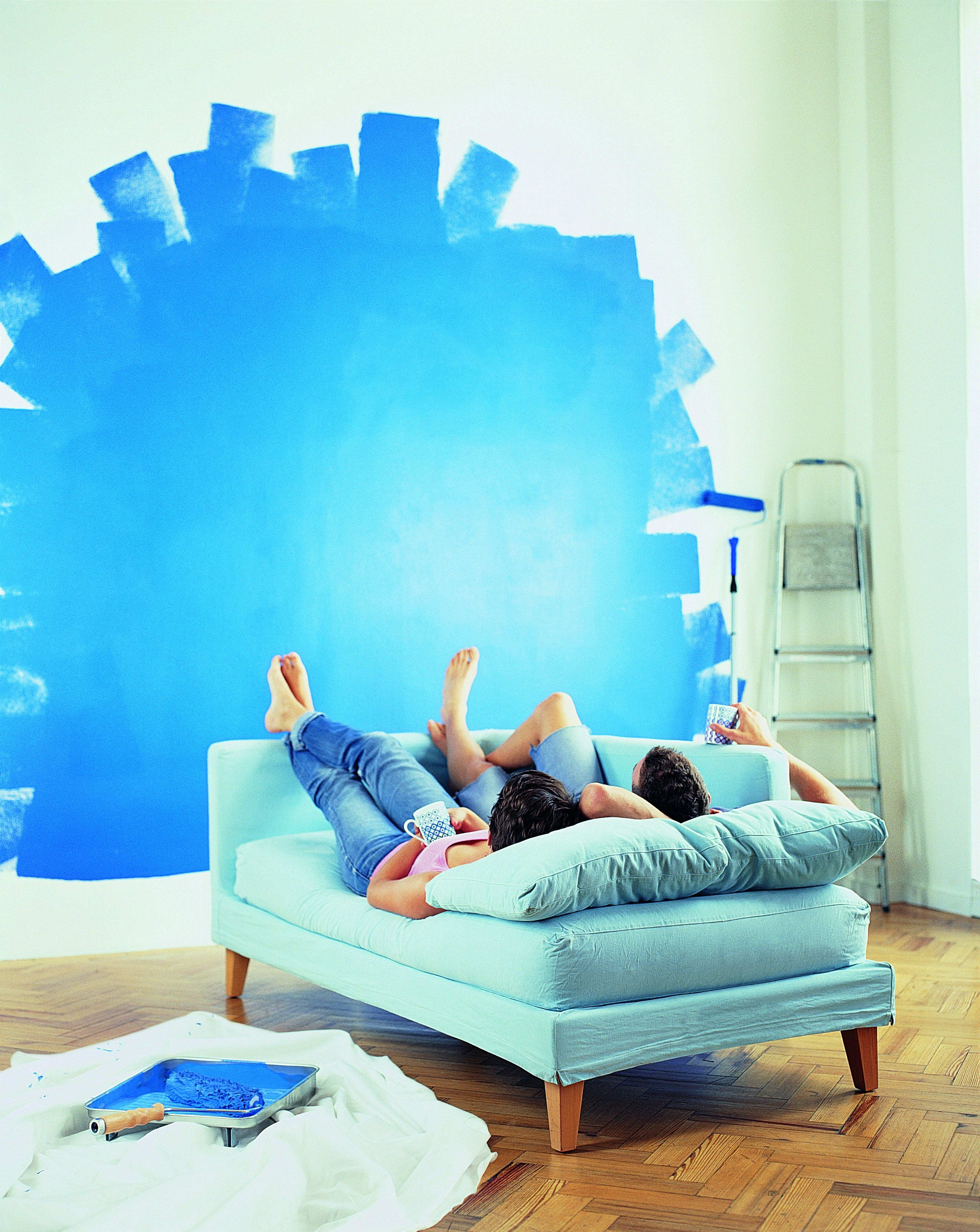 How To Use the Color Blue for Good Feng Shui