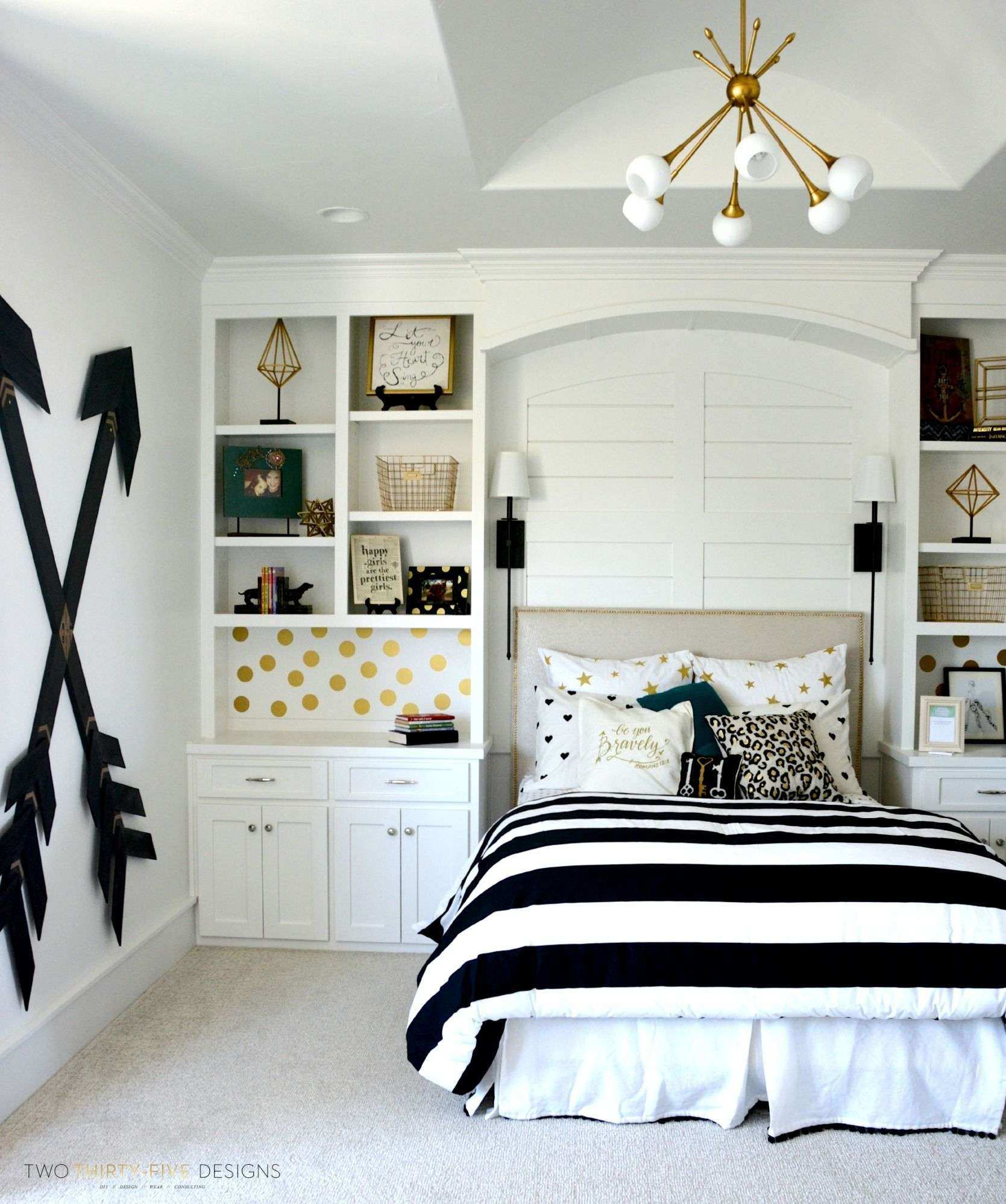 49 Inspirational Grey and White Bedroom Ideas Gallery