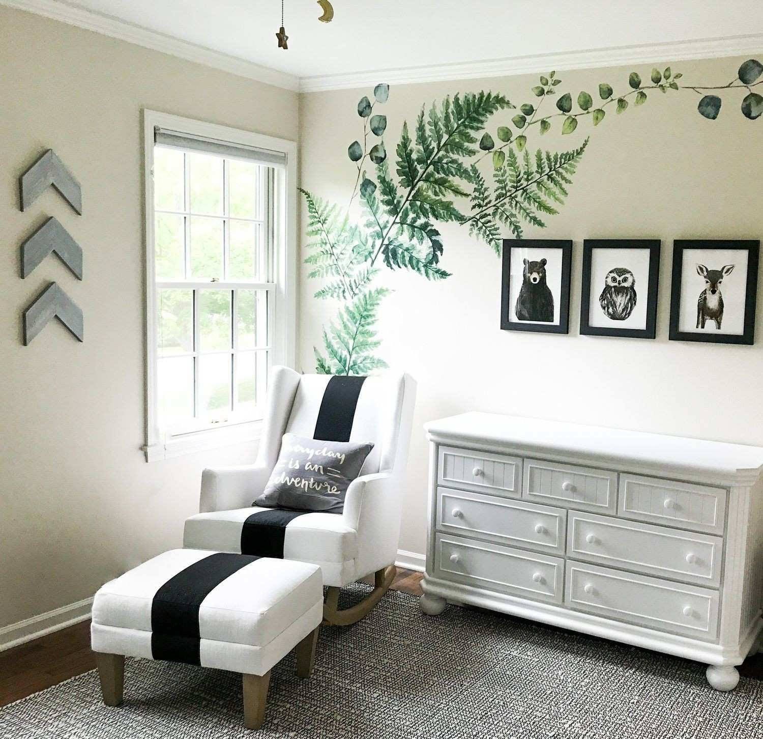 Decorating Ideas for Nursery New Elegant Baby Nursery Decor