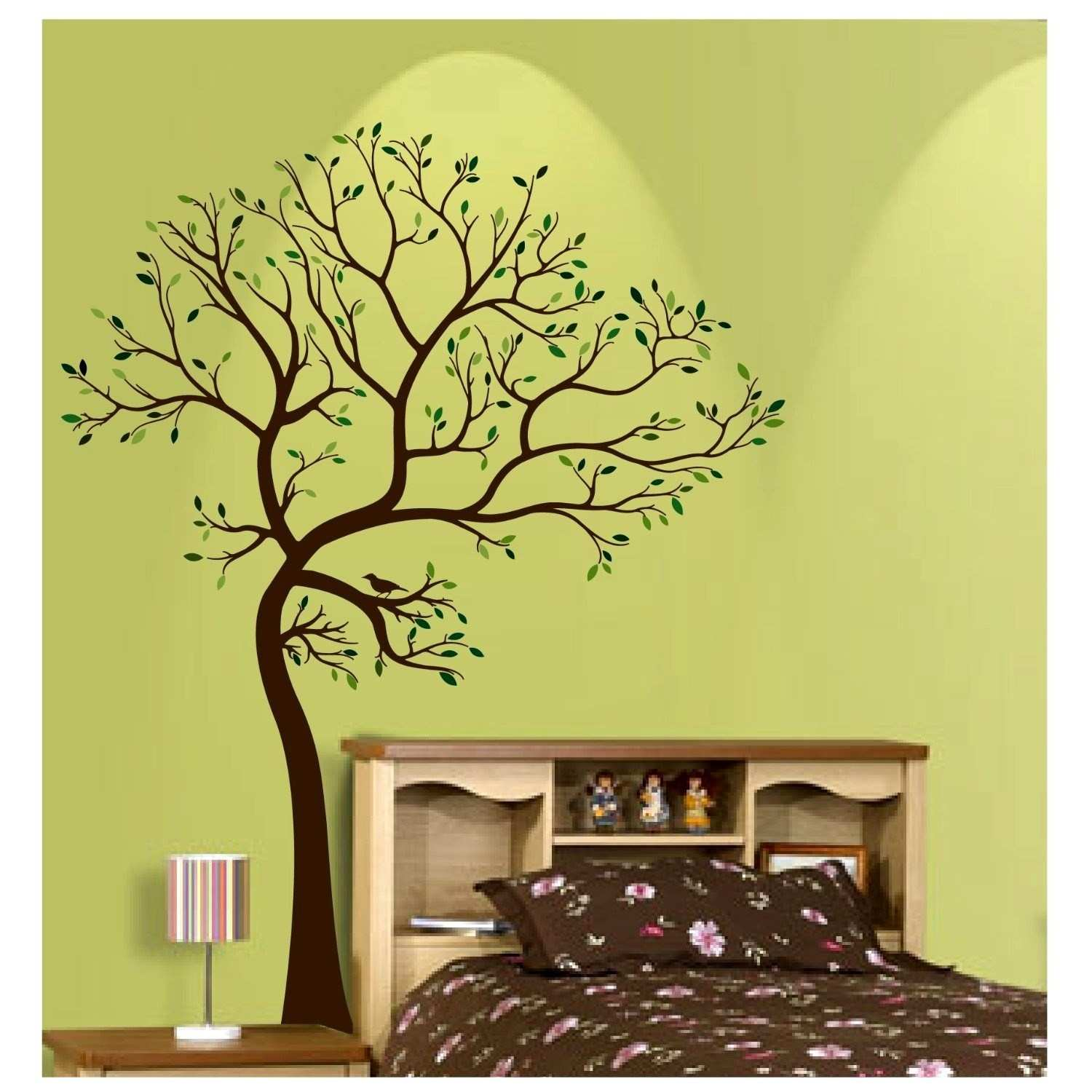 Exelent Tree Wall Decor Ideas Ideas Art & Wall Decor hecatalogfo