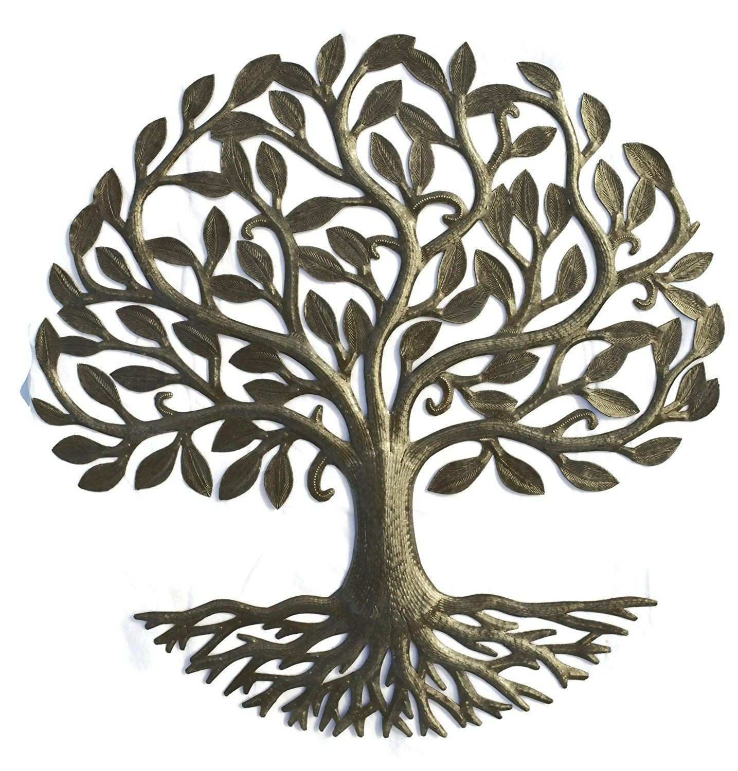 32 Beautiful Tree Life Metal Wall Art